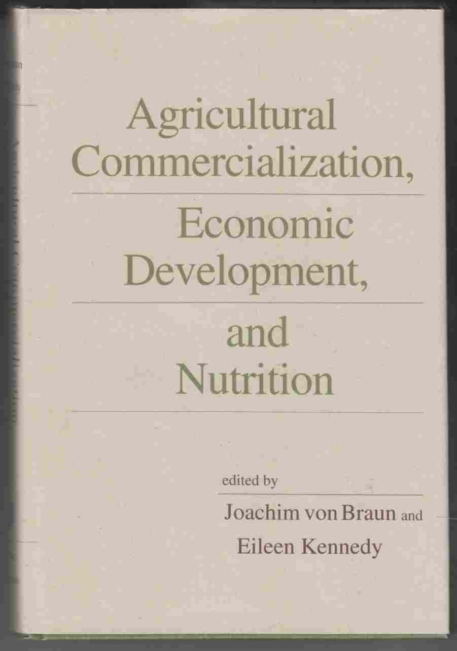 Image for Agricultural Commercialization, Economic Development, and Nutrition