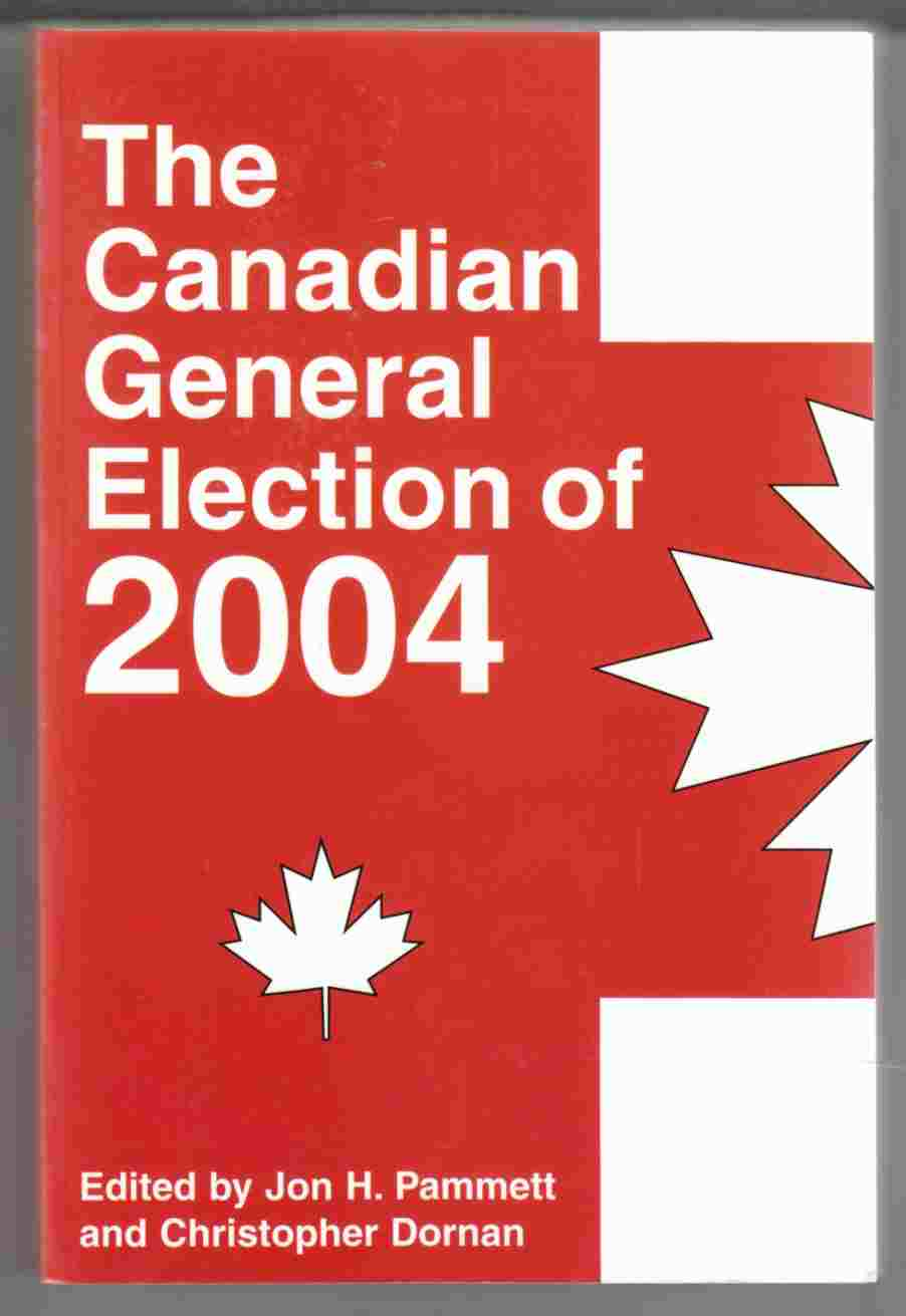 Image for The Canadian General Election of 2004