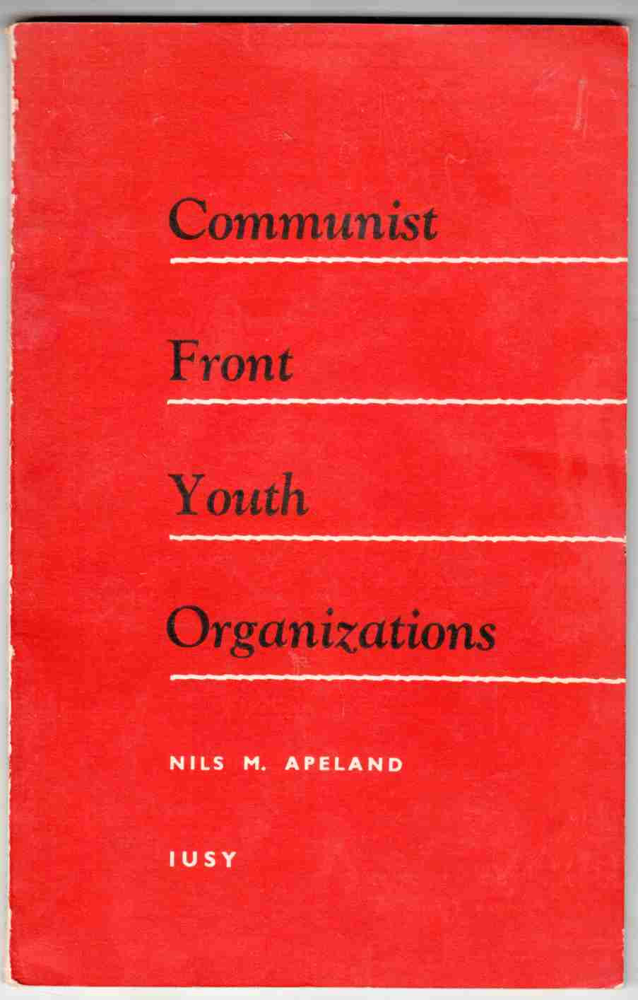 Image for Communist Front Youth Organizations