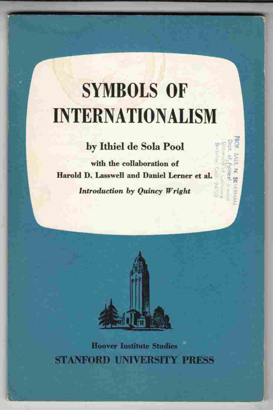 Image for Symbols of Internationalism
