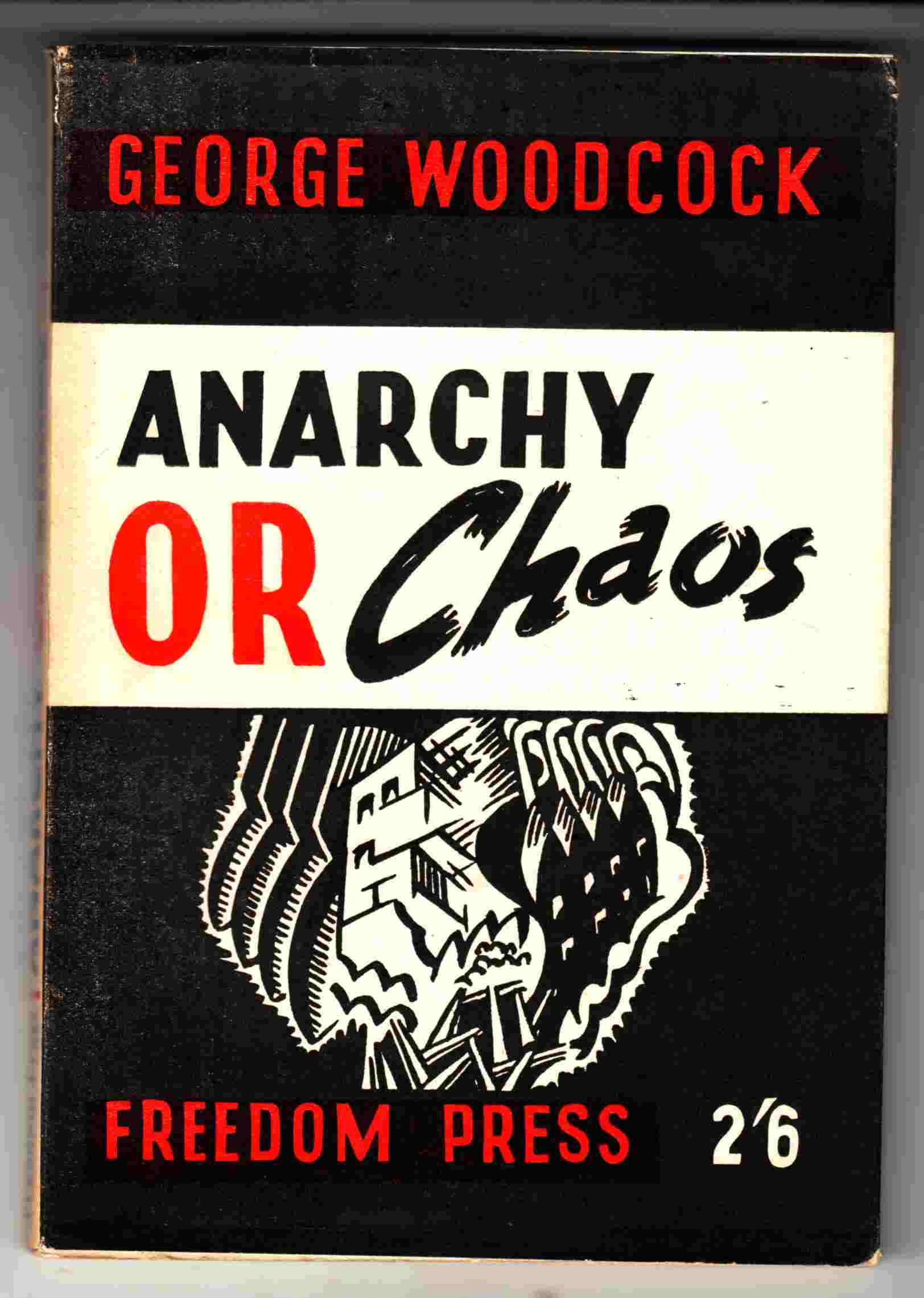 Image for Anarchy or Chaos