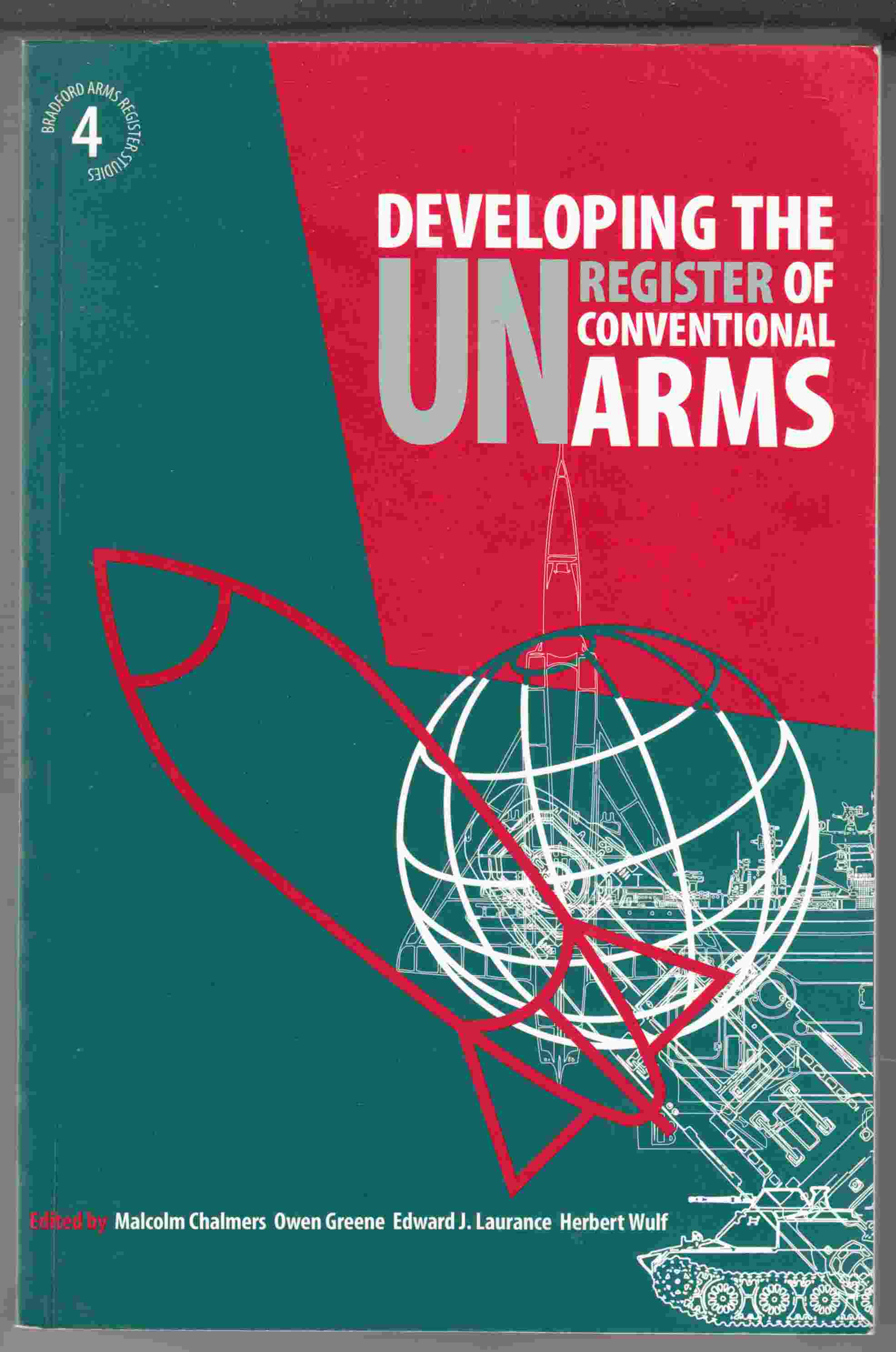 Image for Developing the UN Register of Conventional Arms