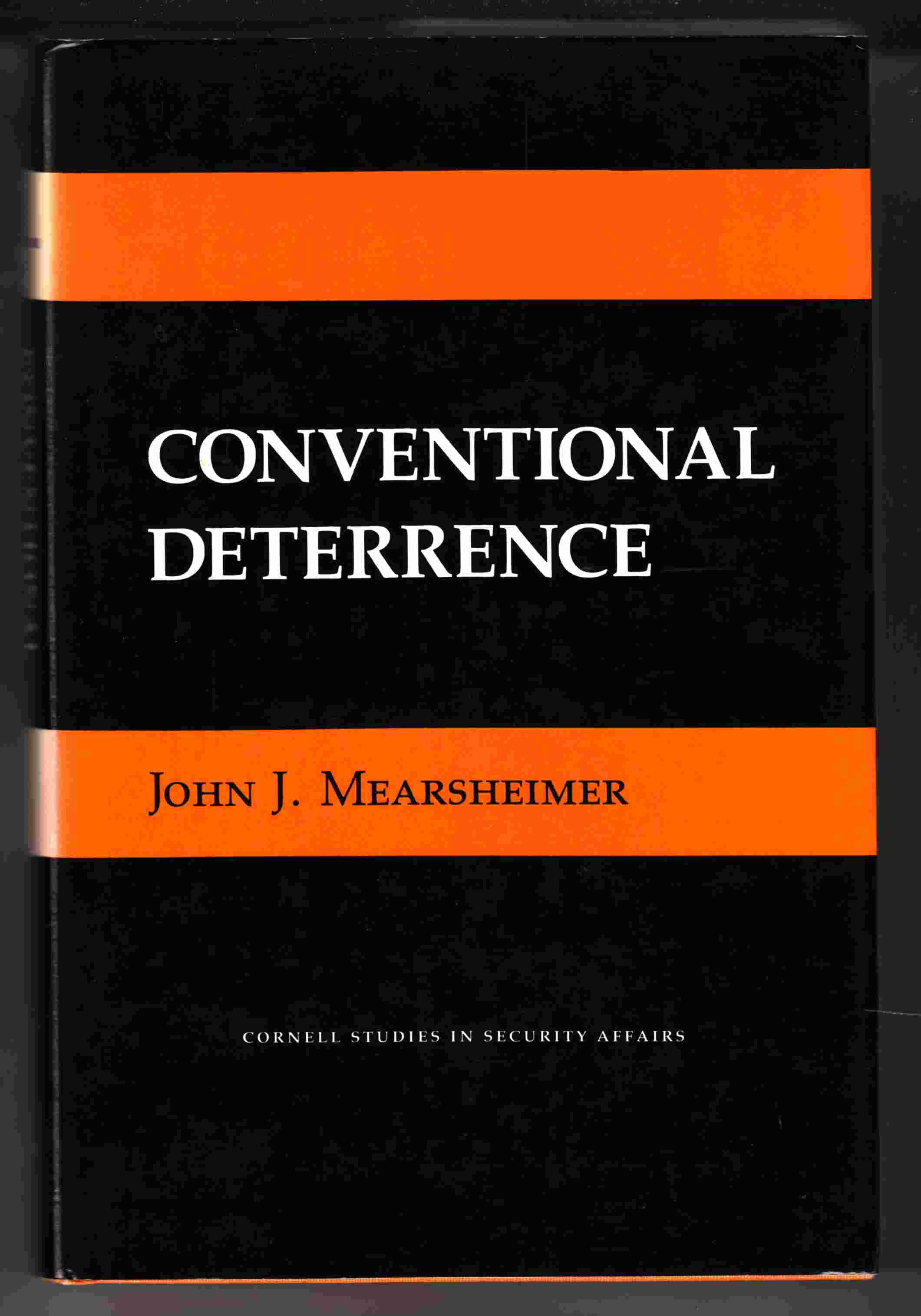 Image for Conventional Deterrence