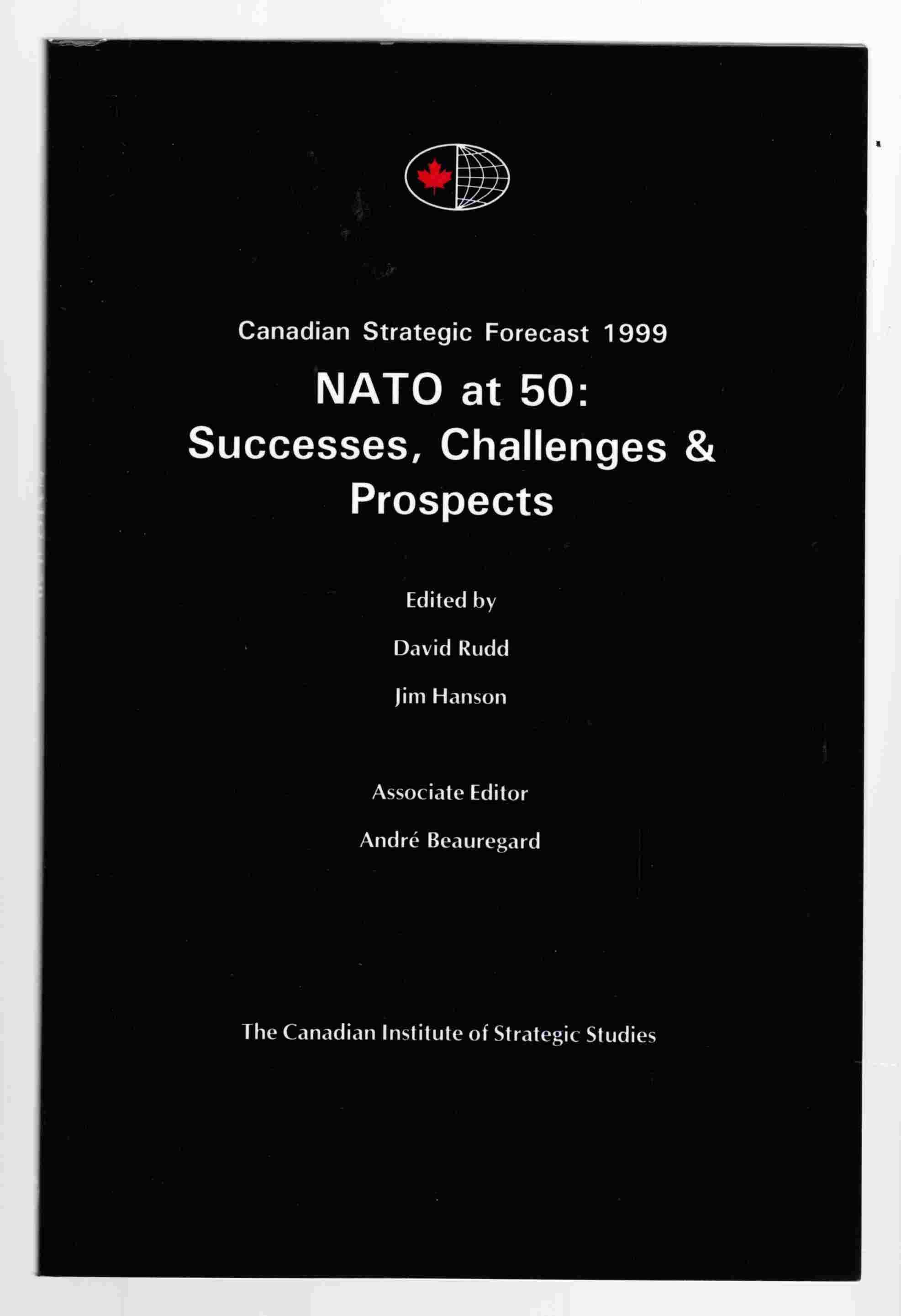 Image for NATO At 50: Successes, Challenges & Prospects