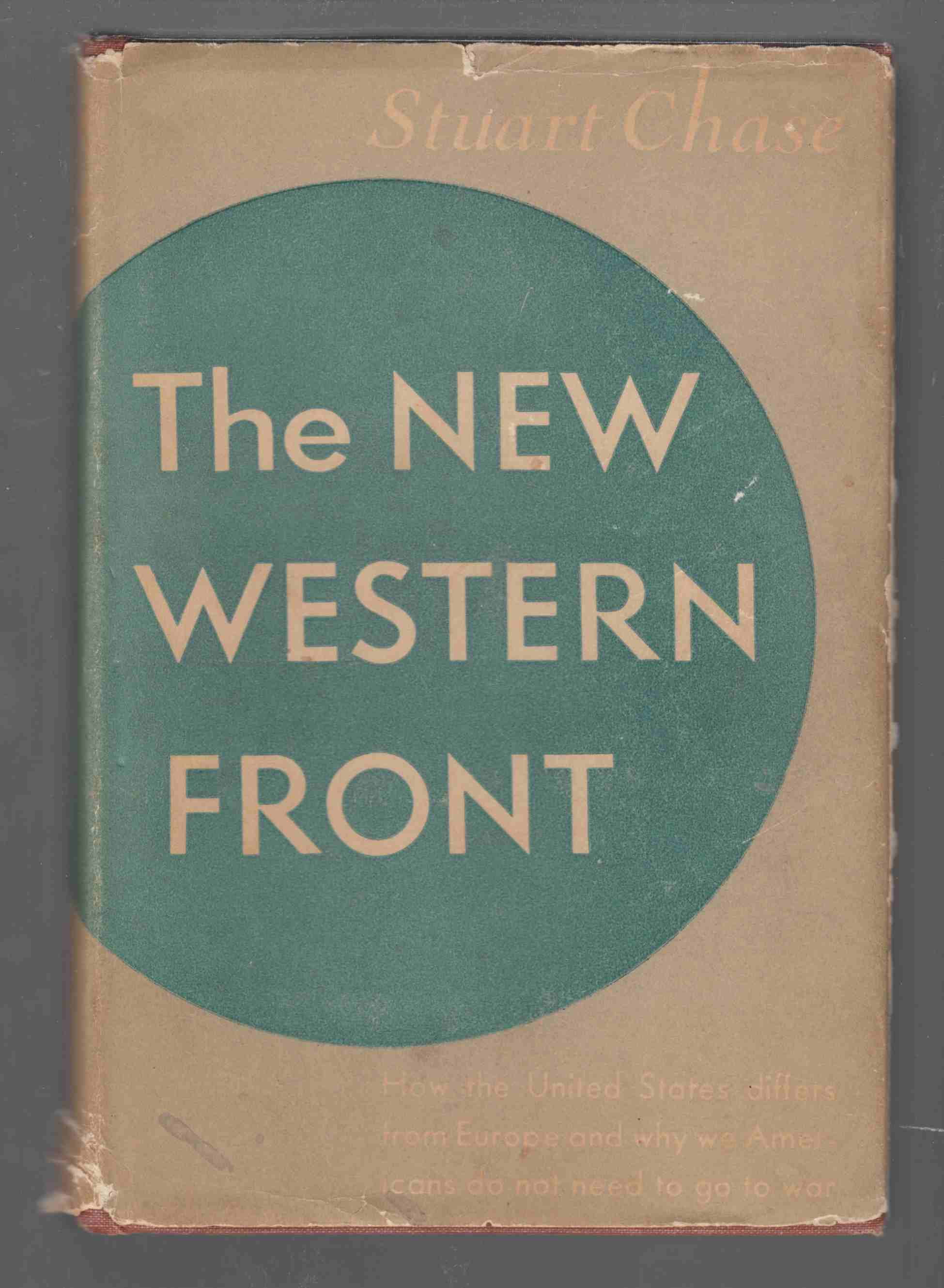 Image for The New Western Front