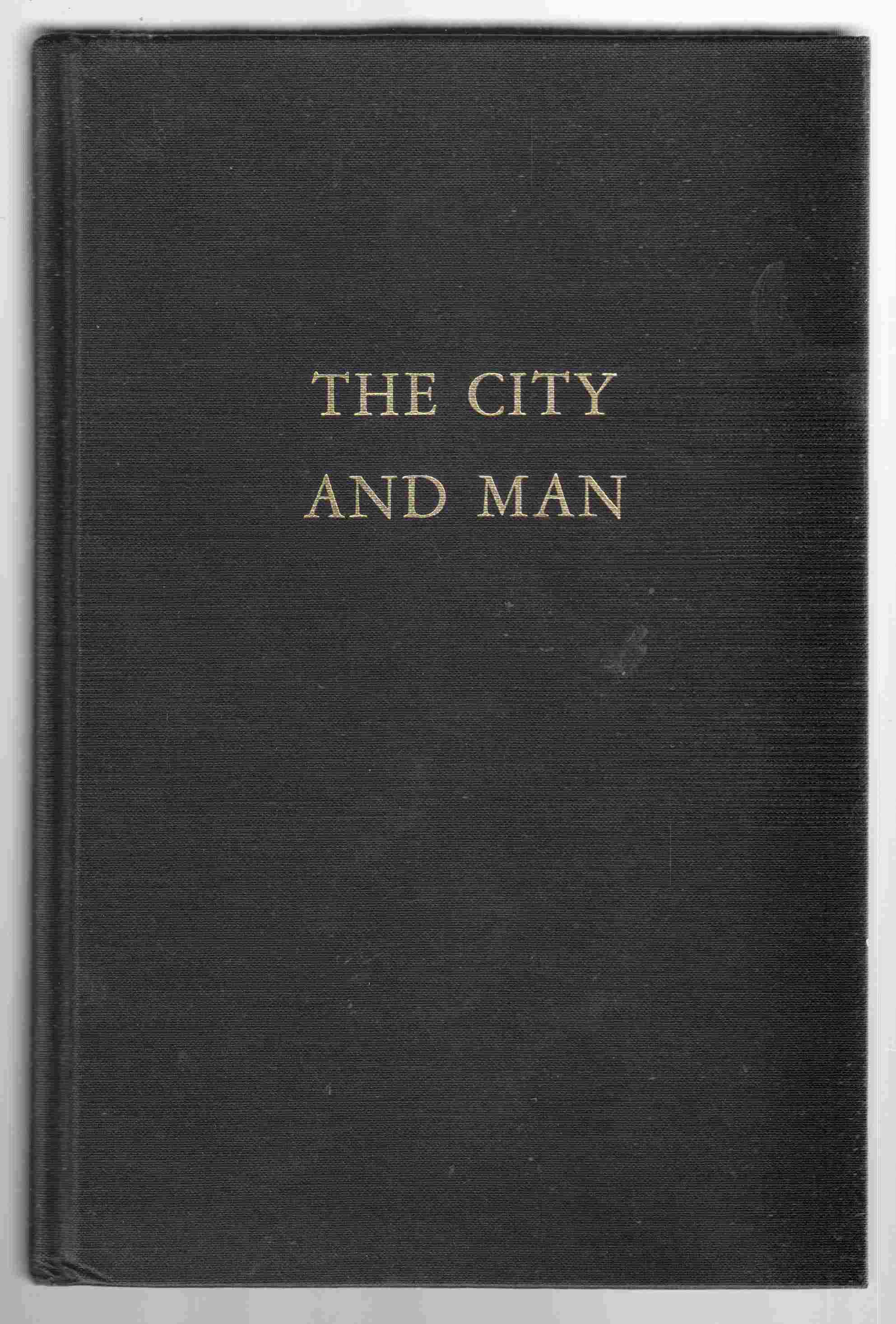 Image for The City and Man