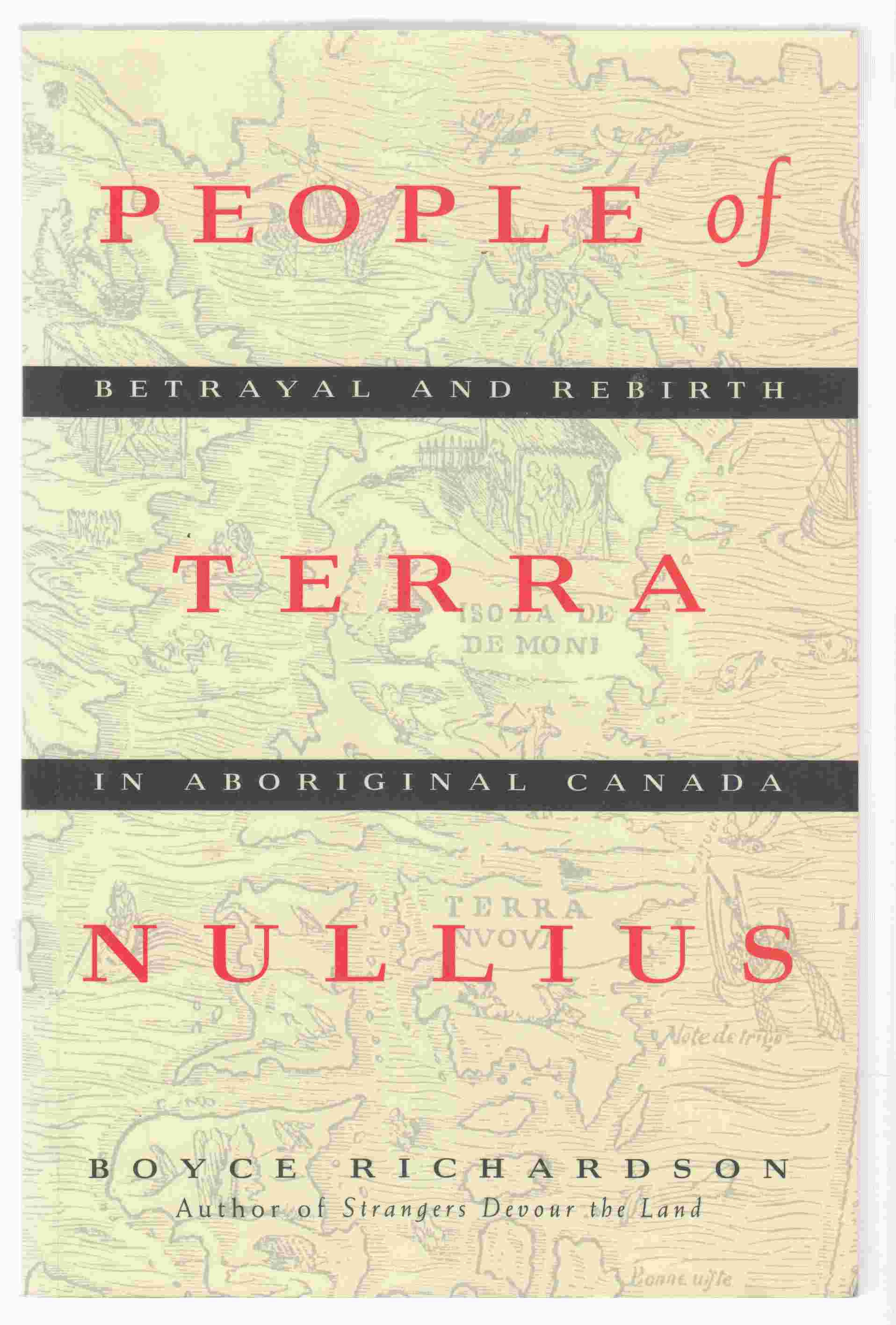 Image for People of Terra Nullius