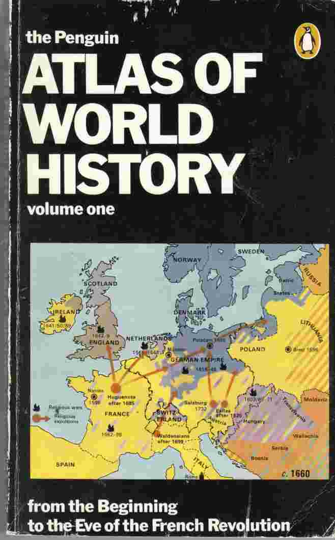 Image for The Penguin Atlas of World History Vol 1
