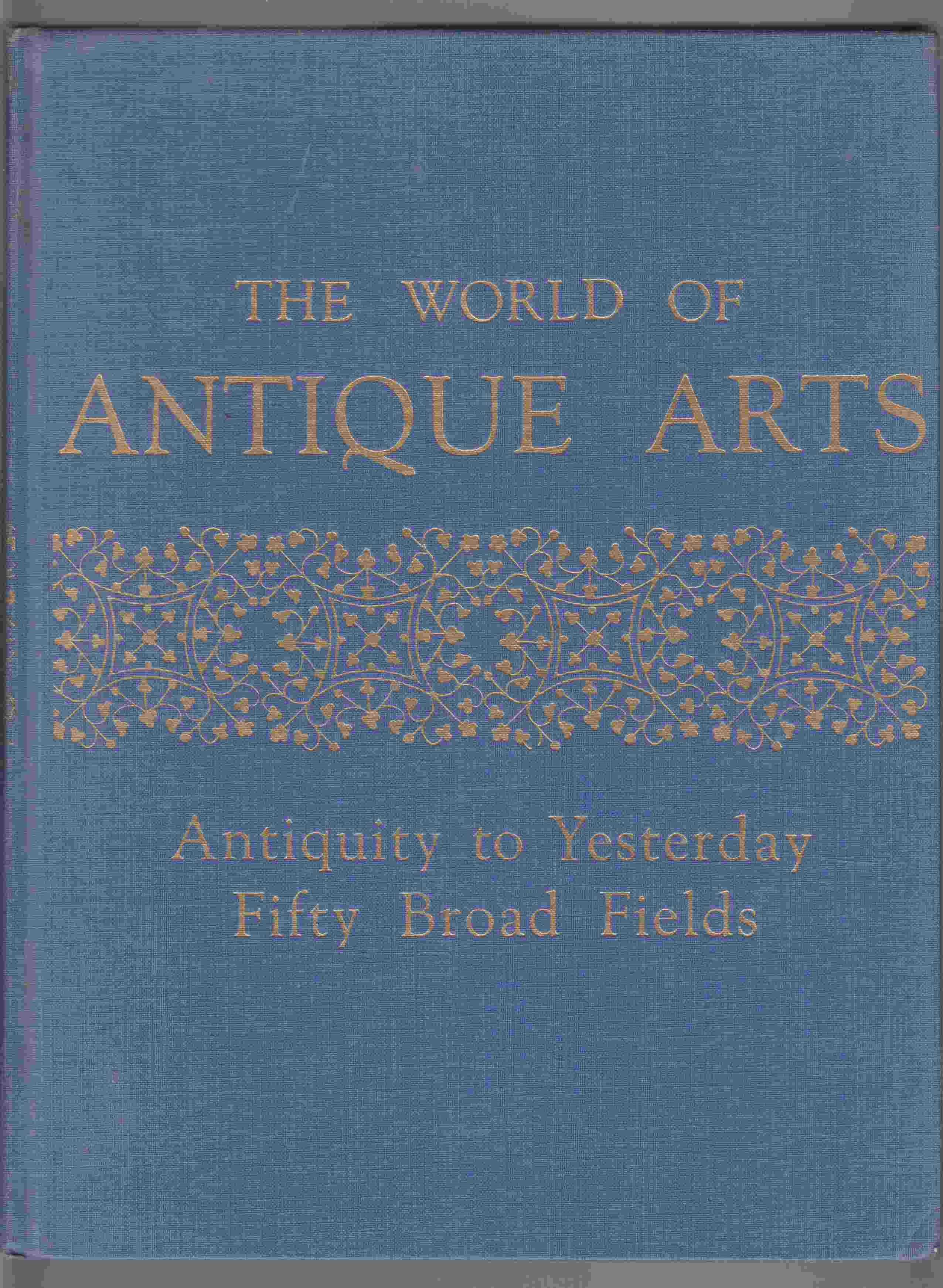 Image for The World of Antique Arts