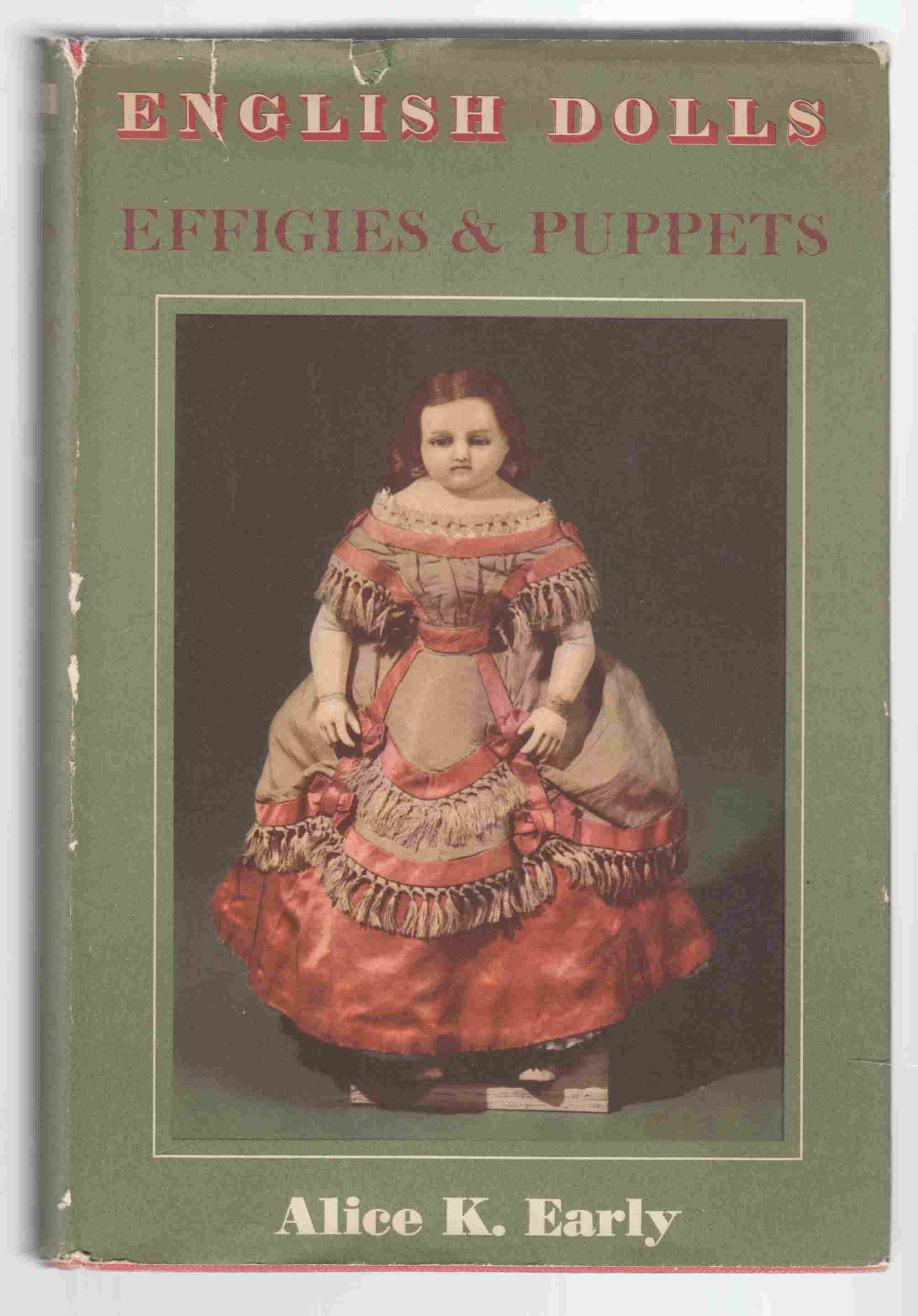 Image for English Dolls: Effigies and Puppets