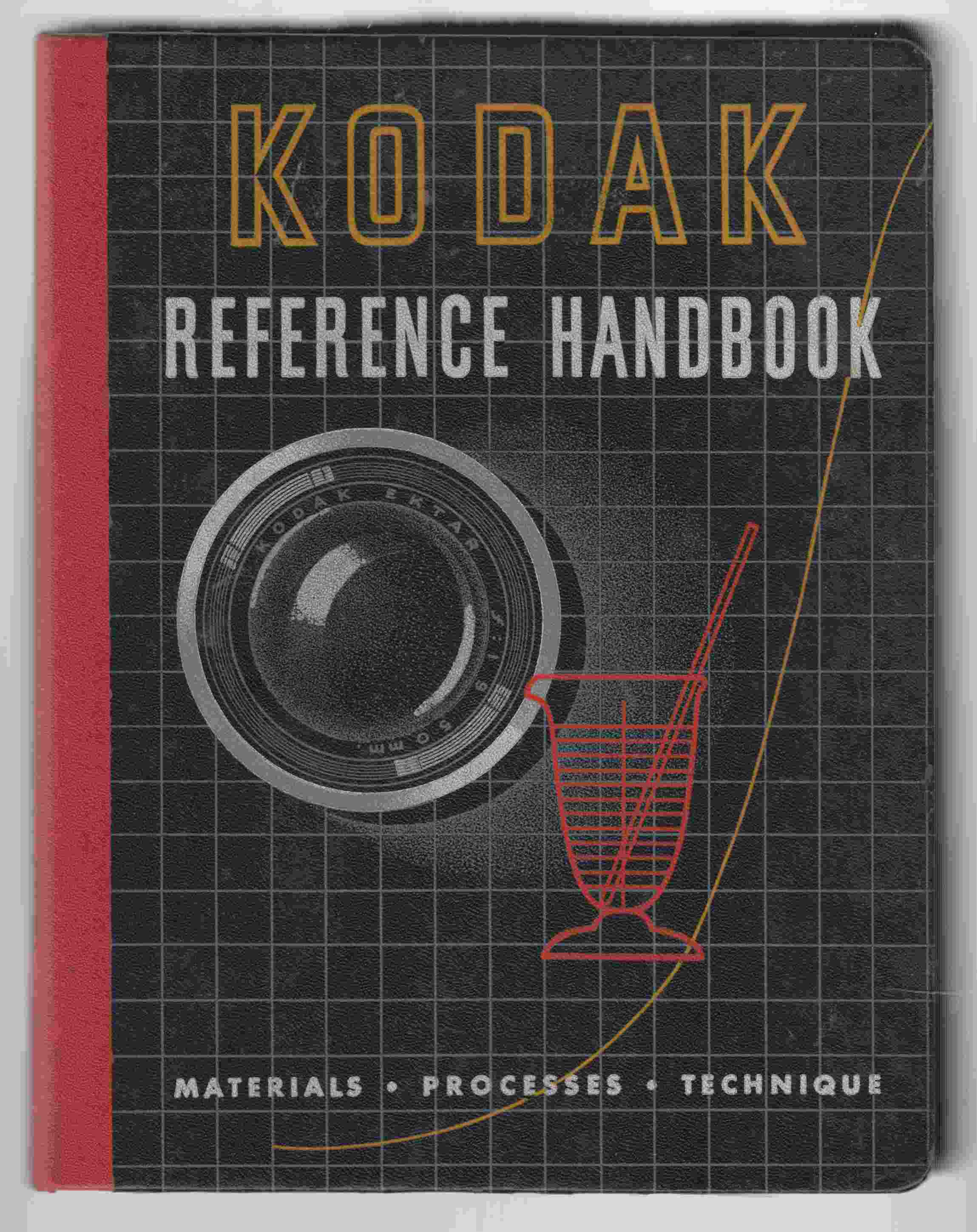 Image for Kodak Reference Handbook: Materials Processes Techniques