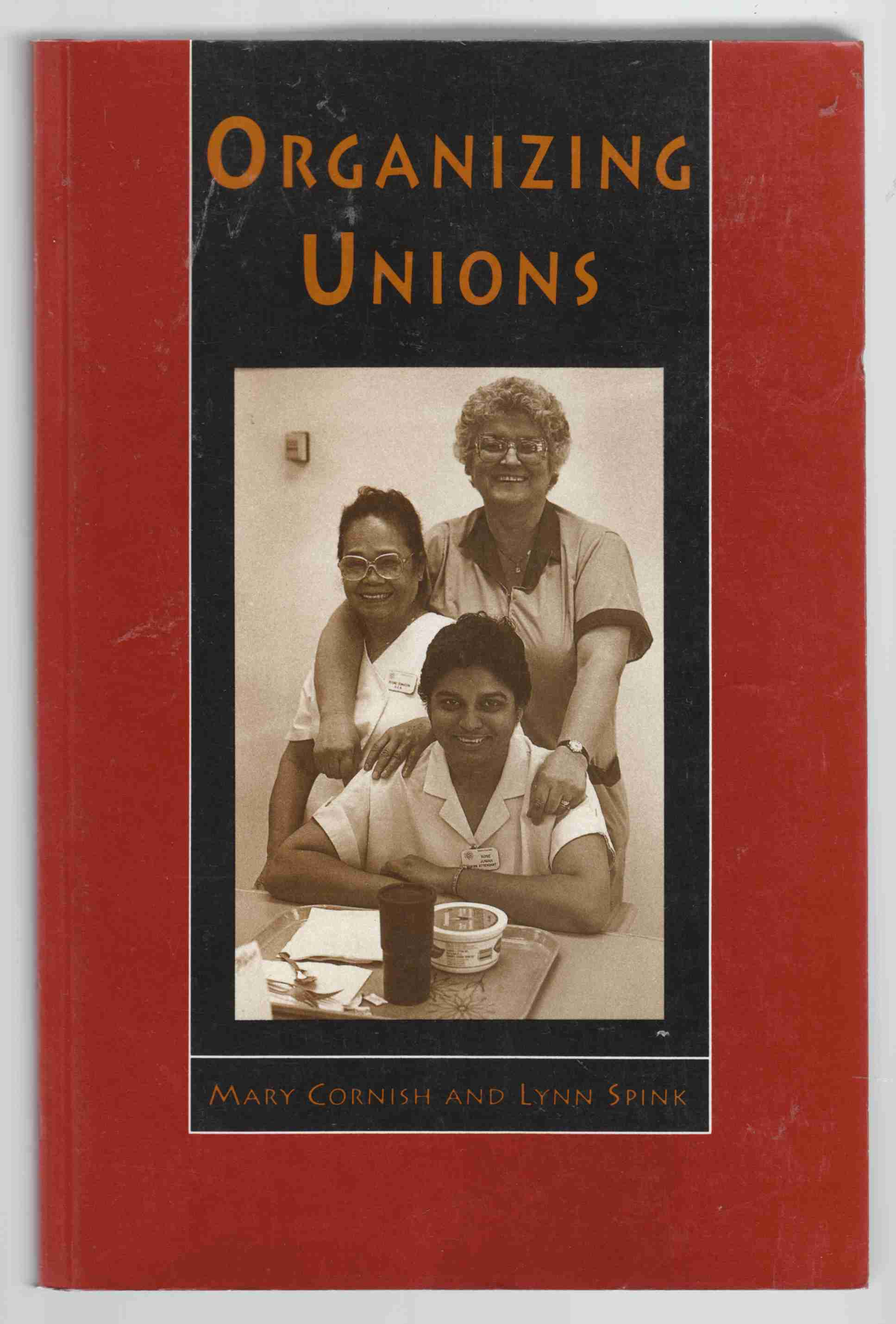 Image for Organizing Unions