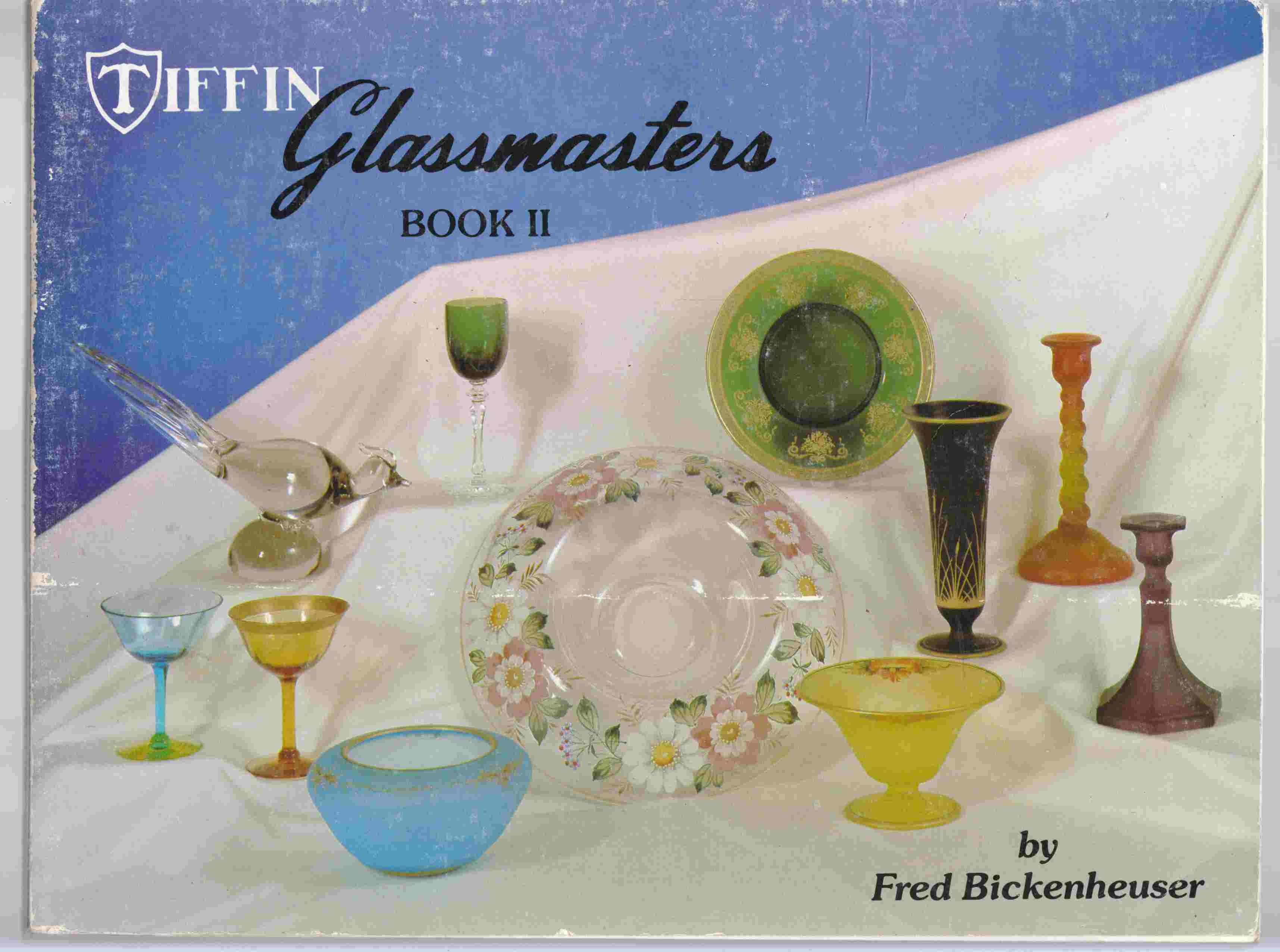 Image for Tiffin Glassmasters: Book II