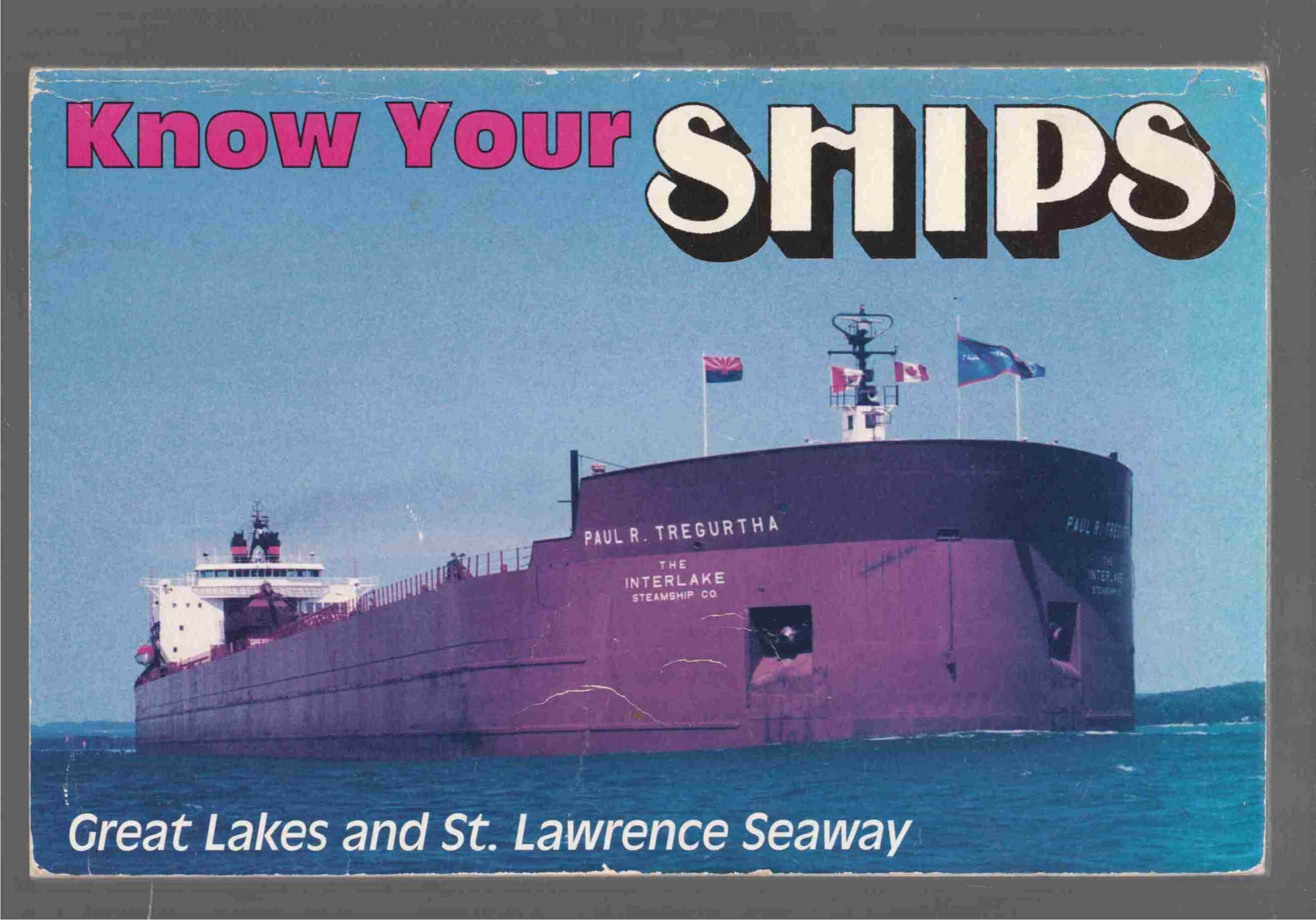Image for Know Your Ships 1995