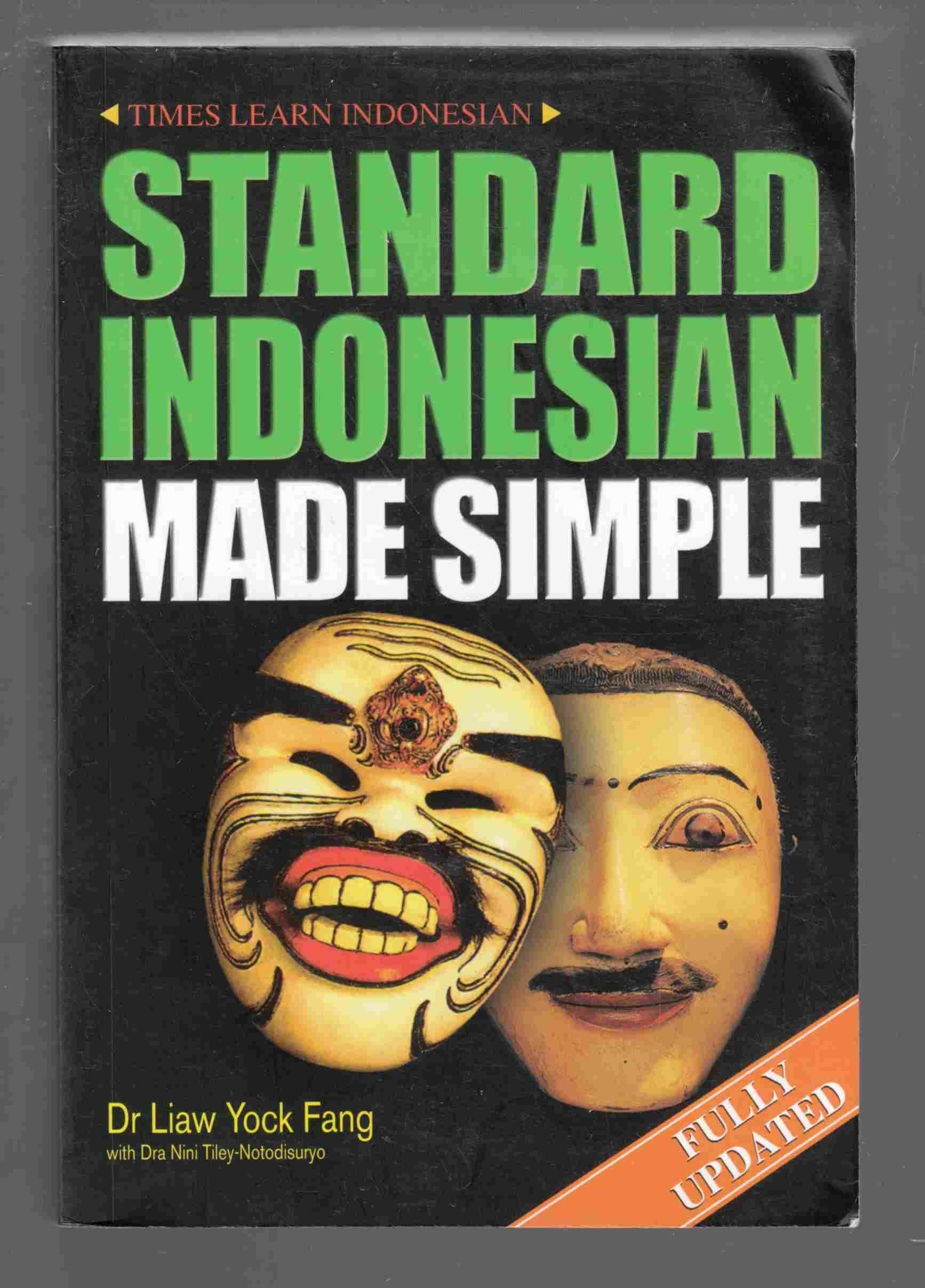 Image for Standard Indonesian Made Simple
