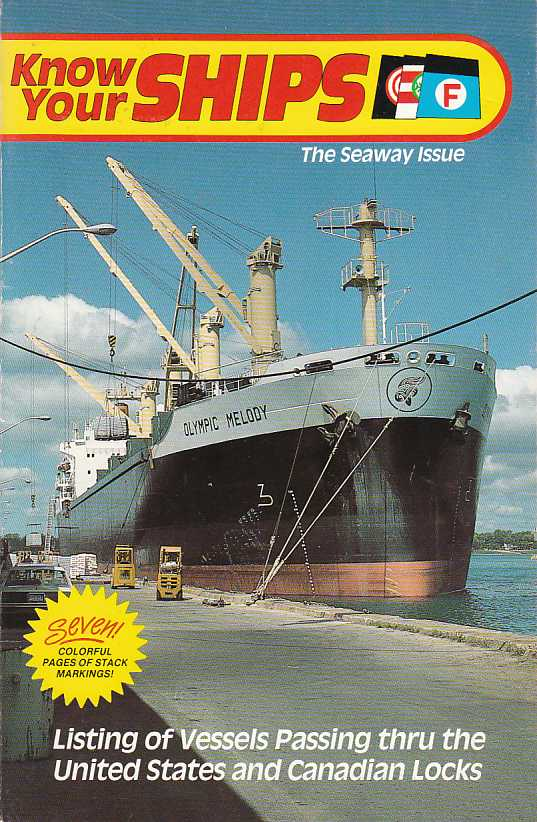 Image for Know Your Ships: the Seaway Issue