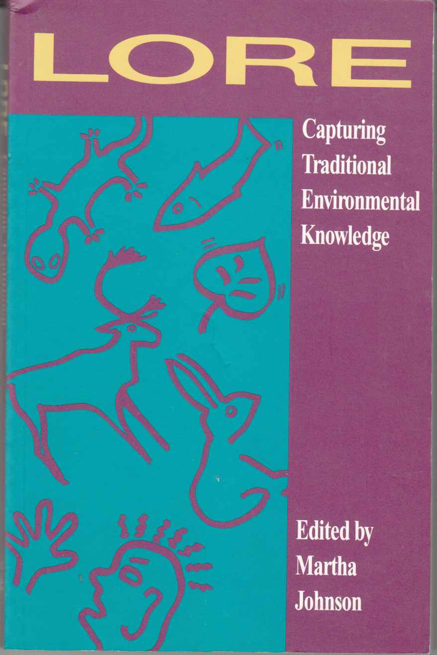 Image for Lore Capturing Traditional Environmental Knowledge