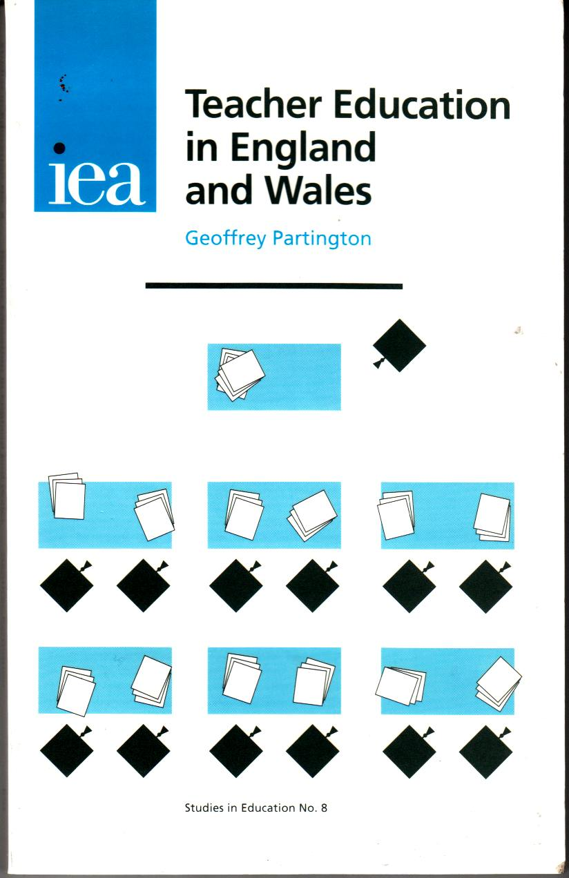 Image for Teacher Education in England and Wales