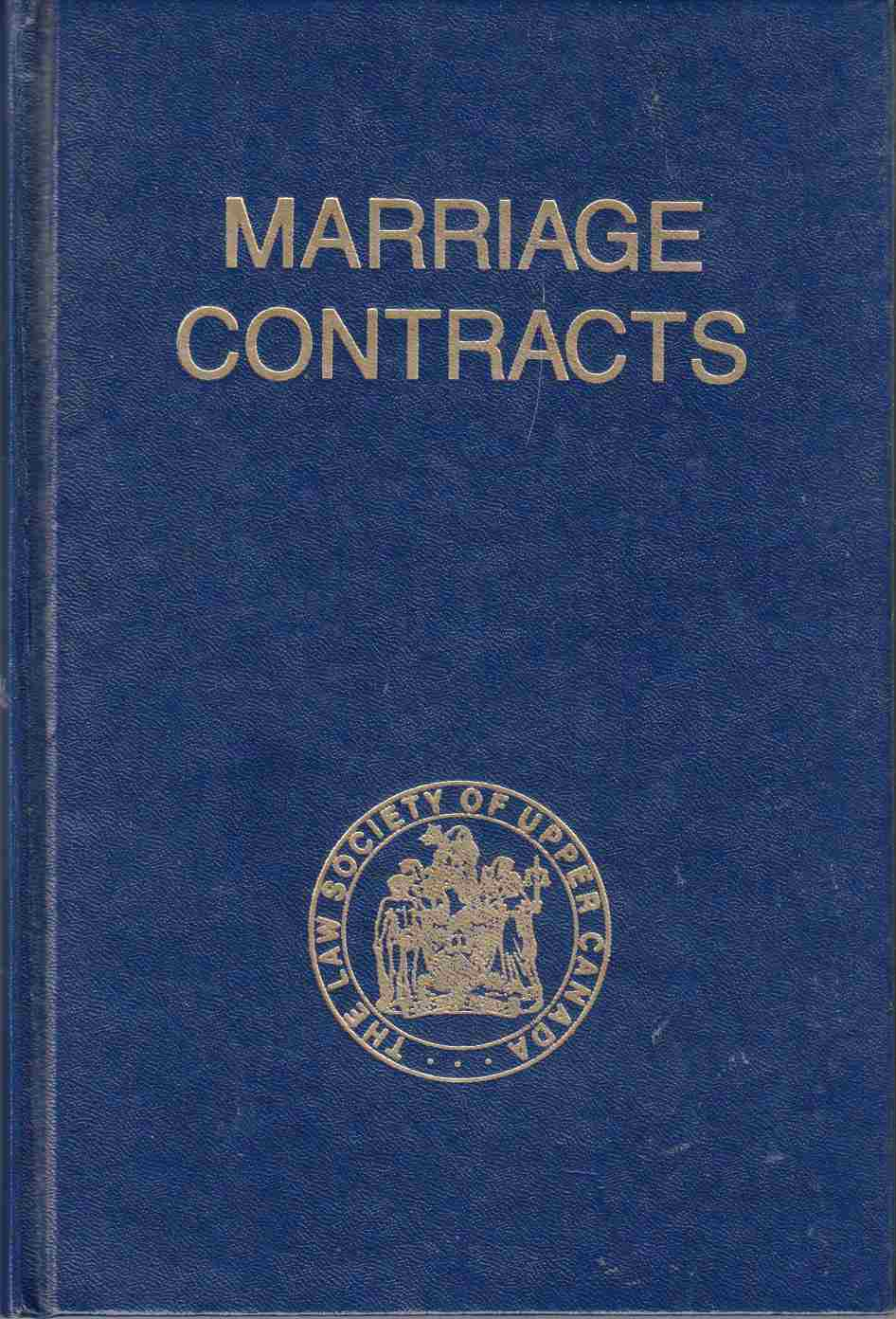 Image for Marriage Contracts