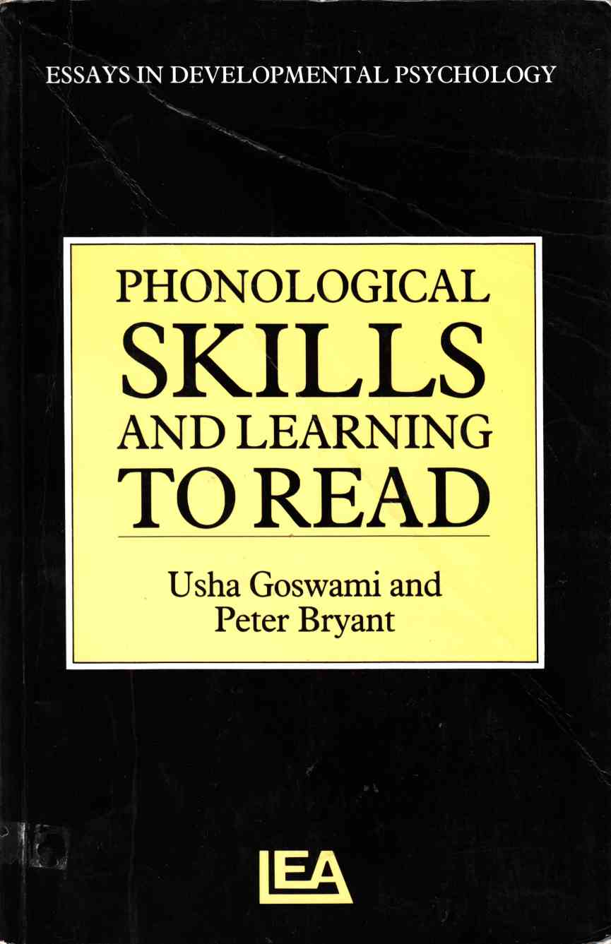 Image for Phonological Skills and Learning to Read