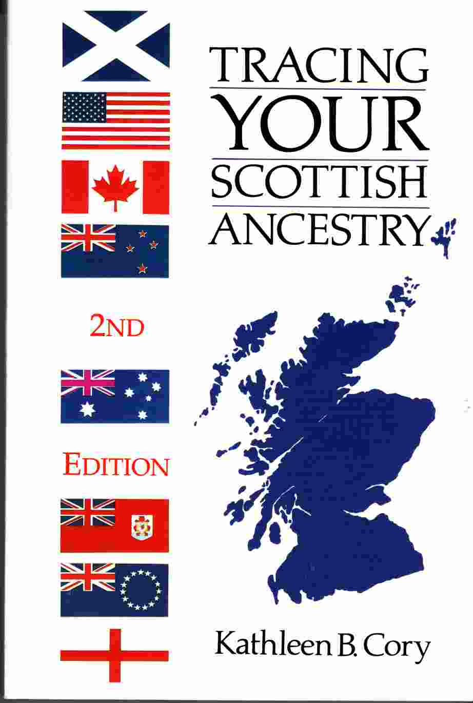 Image for Tracing Your Scottish Ancestry 2nd Edition