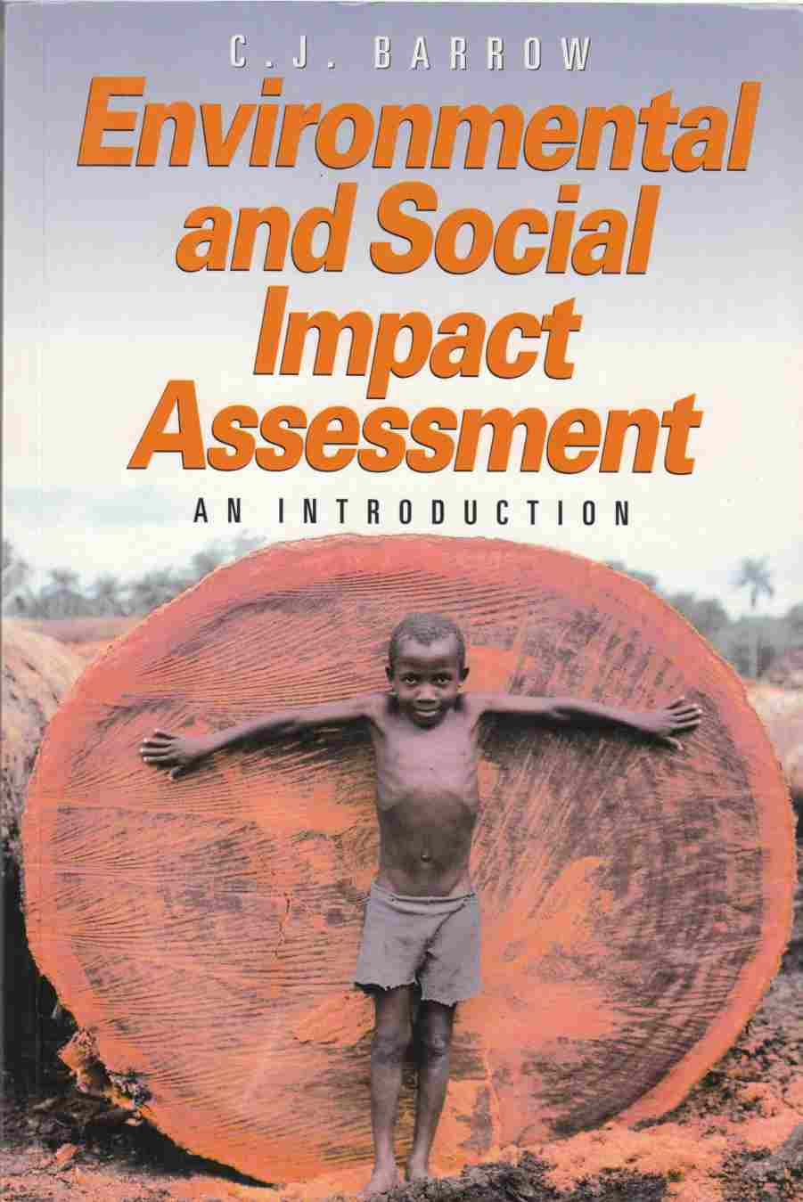 Image for Environmental and Social Impact Assessment:  An Introduction