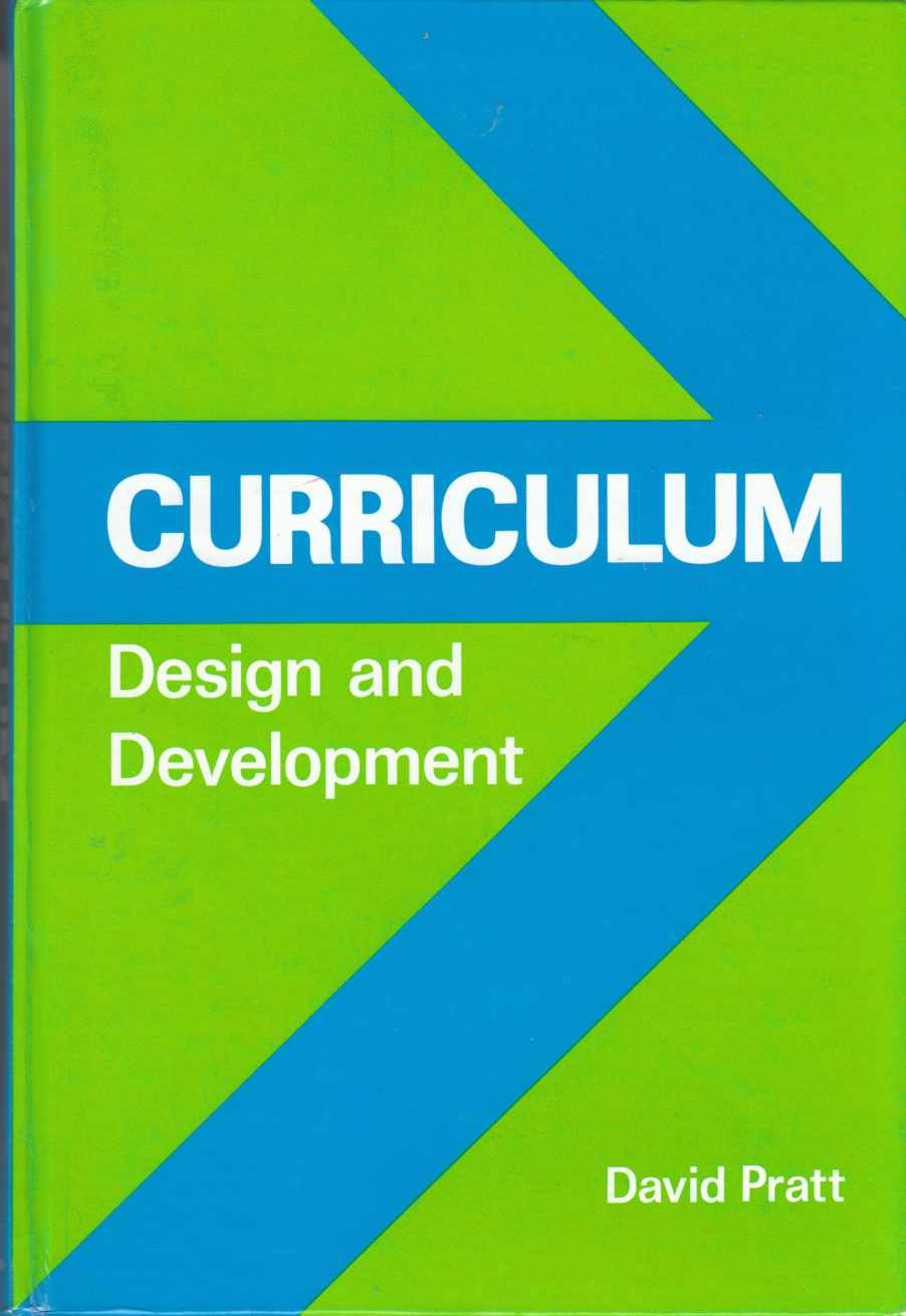 Image for Curriculum Design and Development