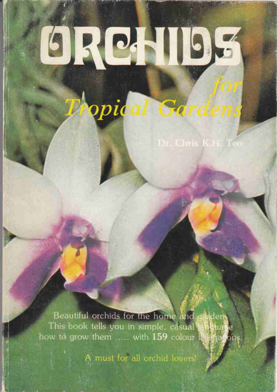 Image for Orchids for Tropical Gardens