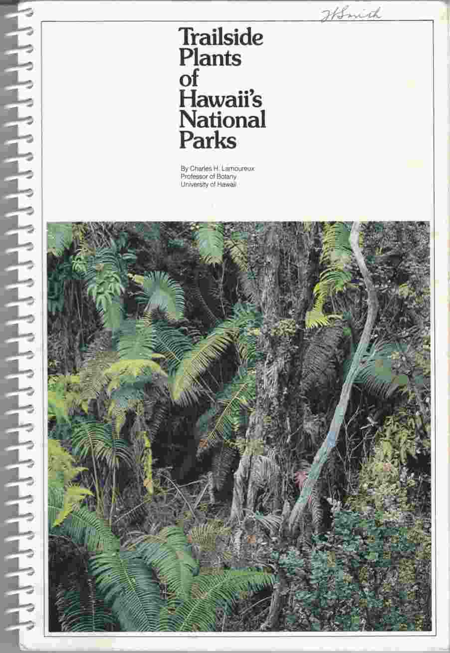 Image for Trailside Plants of Hawaii's National Parks