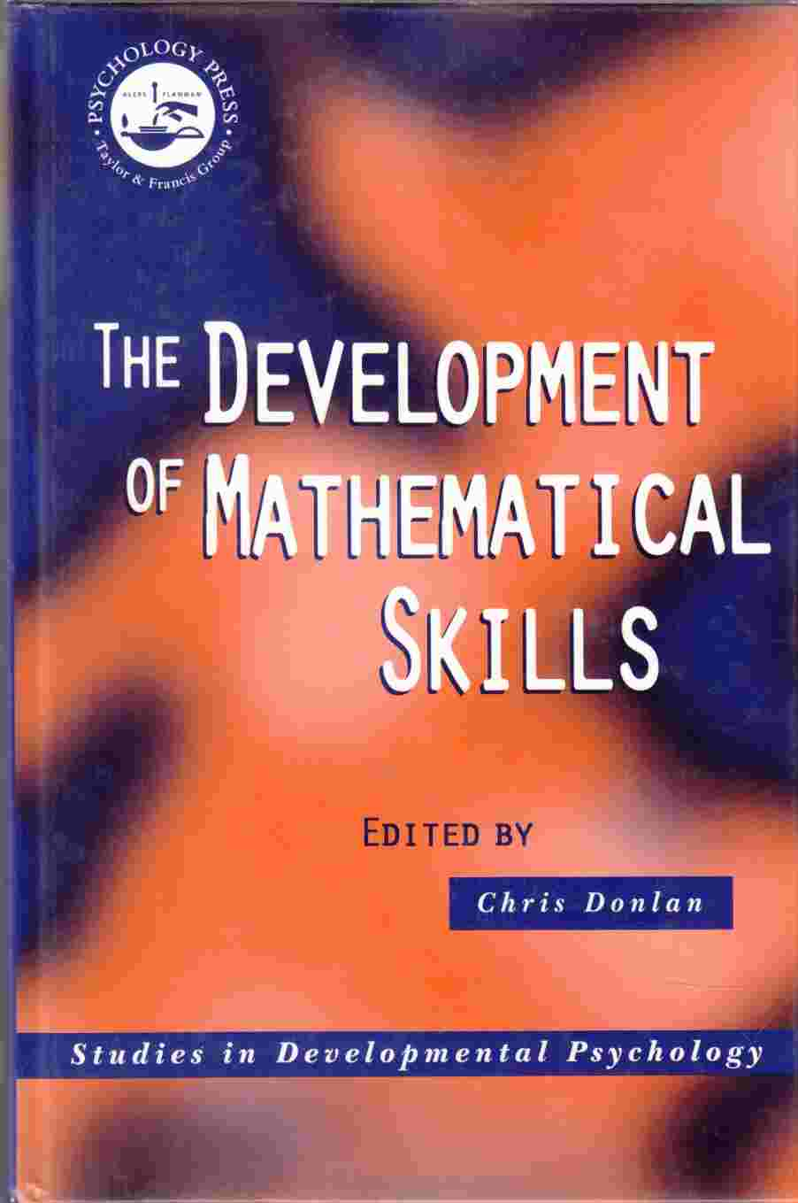 Image for The Development of Mathematical Skills