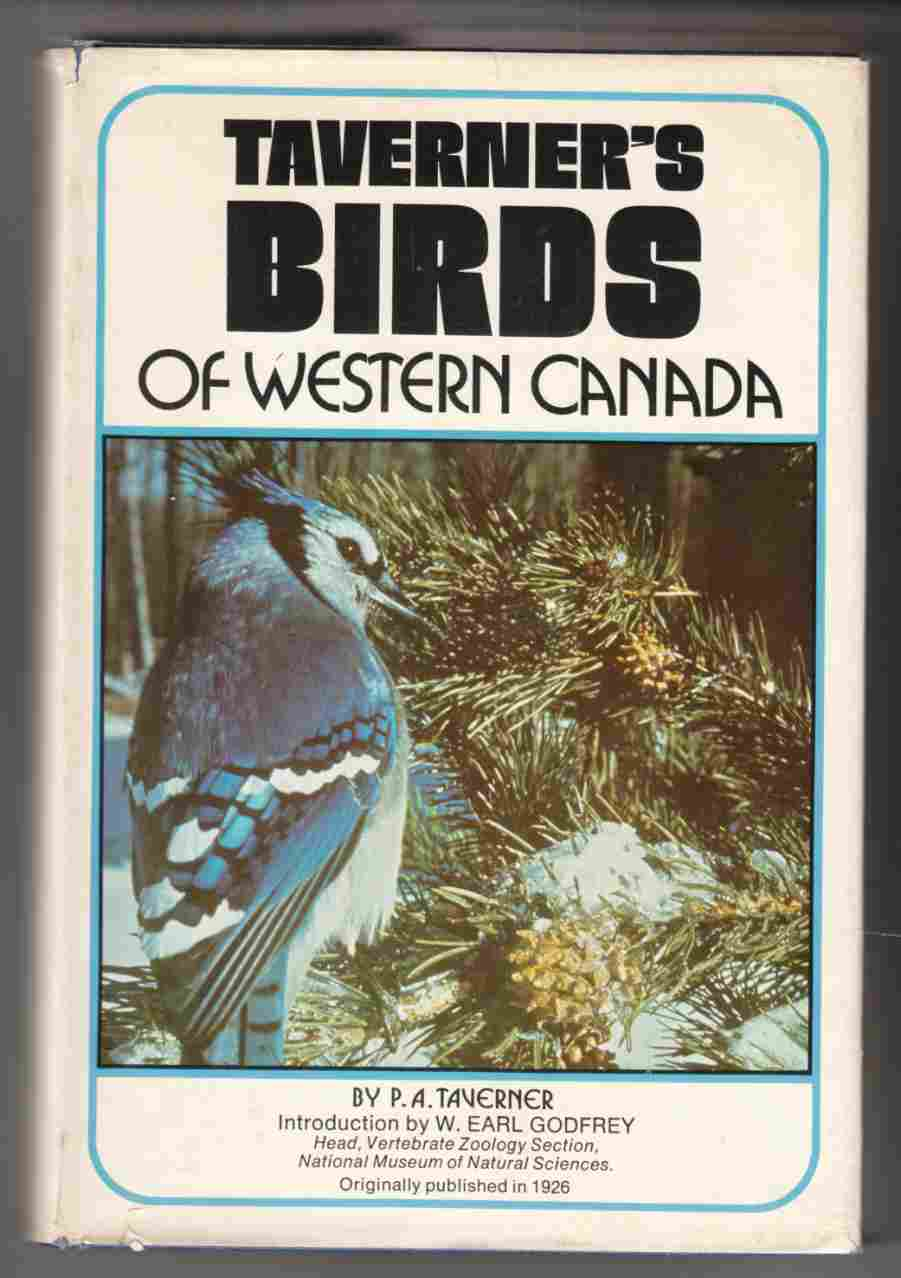 Image for Taverner's Birds of Western Canada