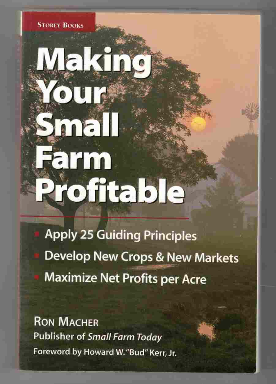 Image for Making Your Small Farm Profitable