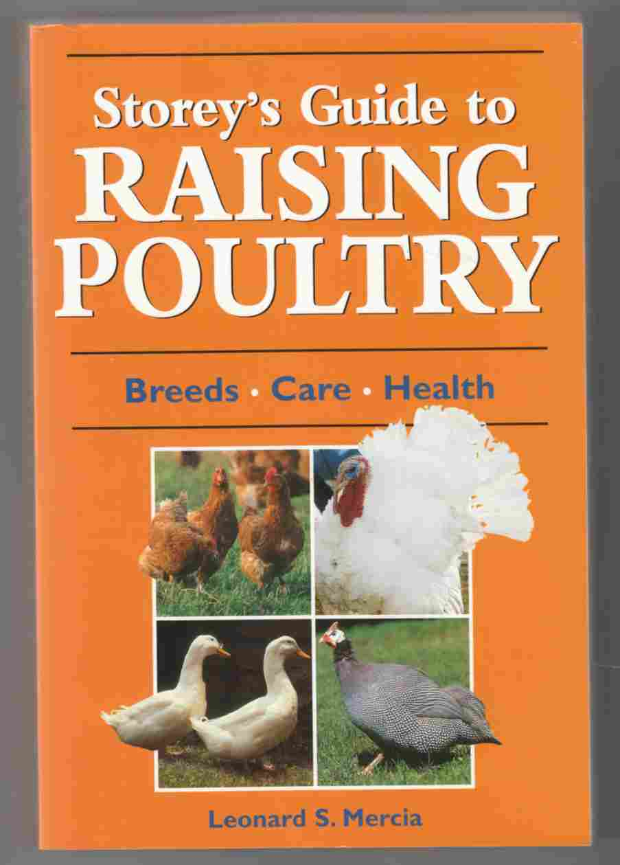 Image for Storey's Guide to Raising Poultry