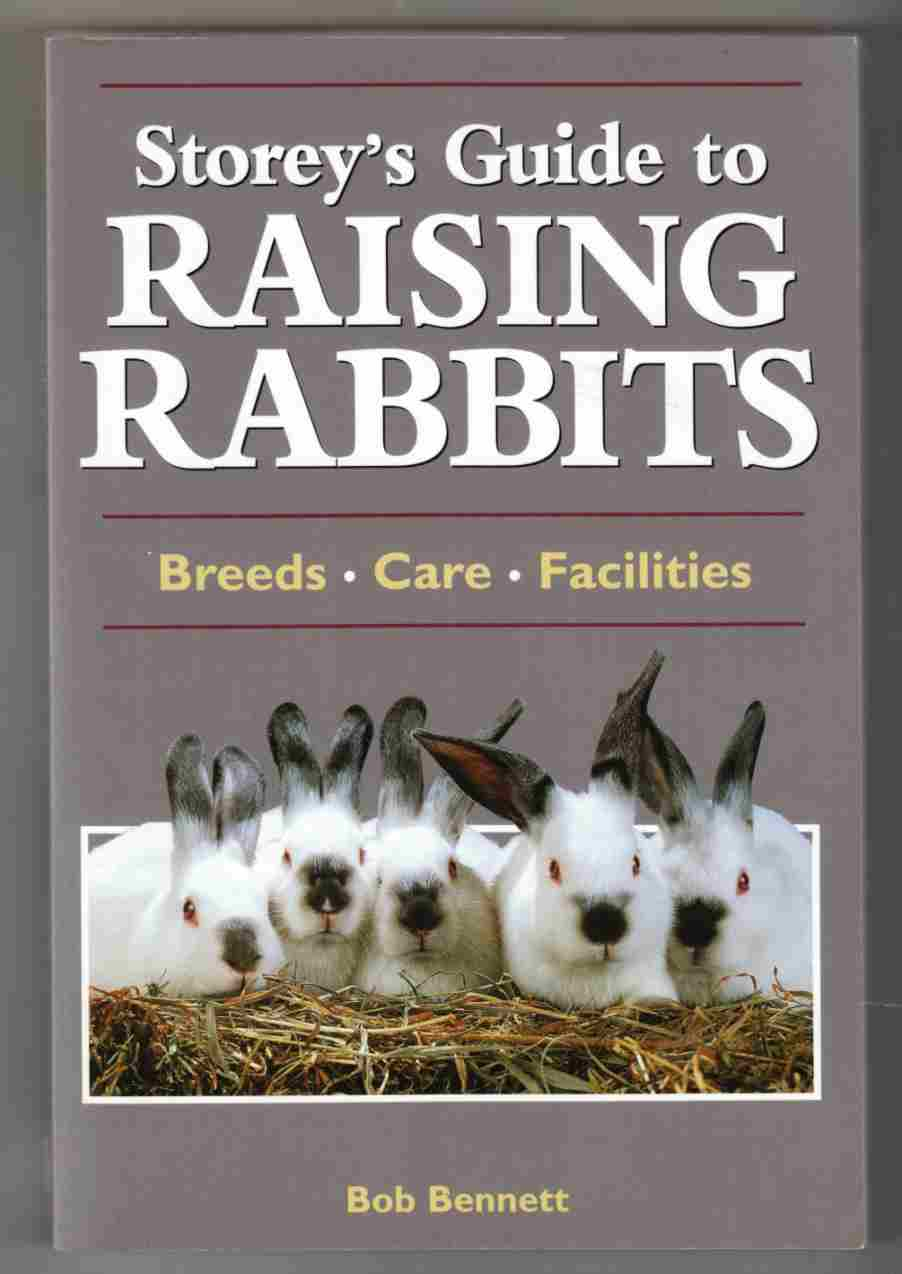 Image for Storey's Guide to Raising Rabbits