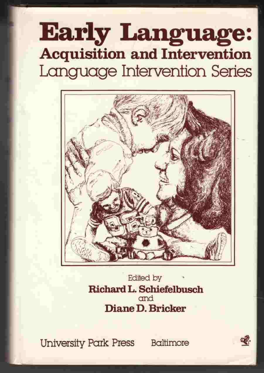 Image for Early Language: Acquisition and Intervention
