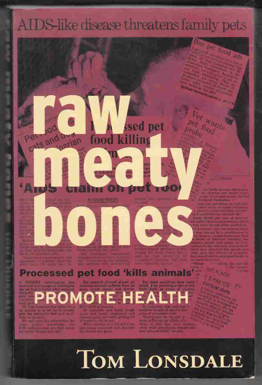 Image for Raw Meaty Bones Promote Health