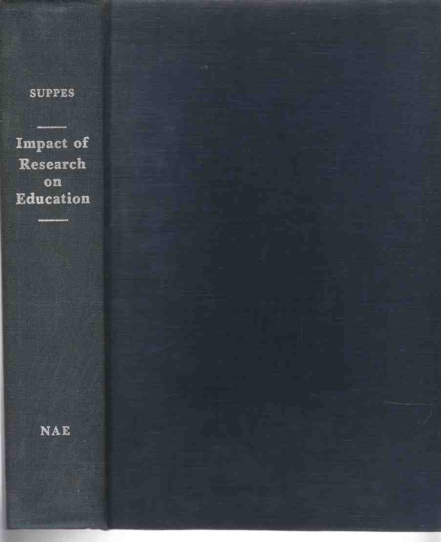 Image for Impact of Research on Education: Some Case Studies