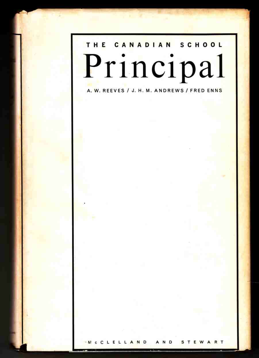 Image for The Canadian School Principal