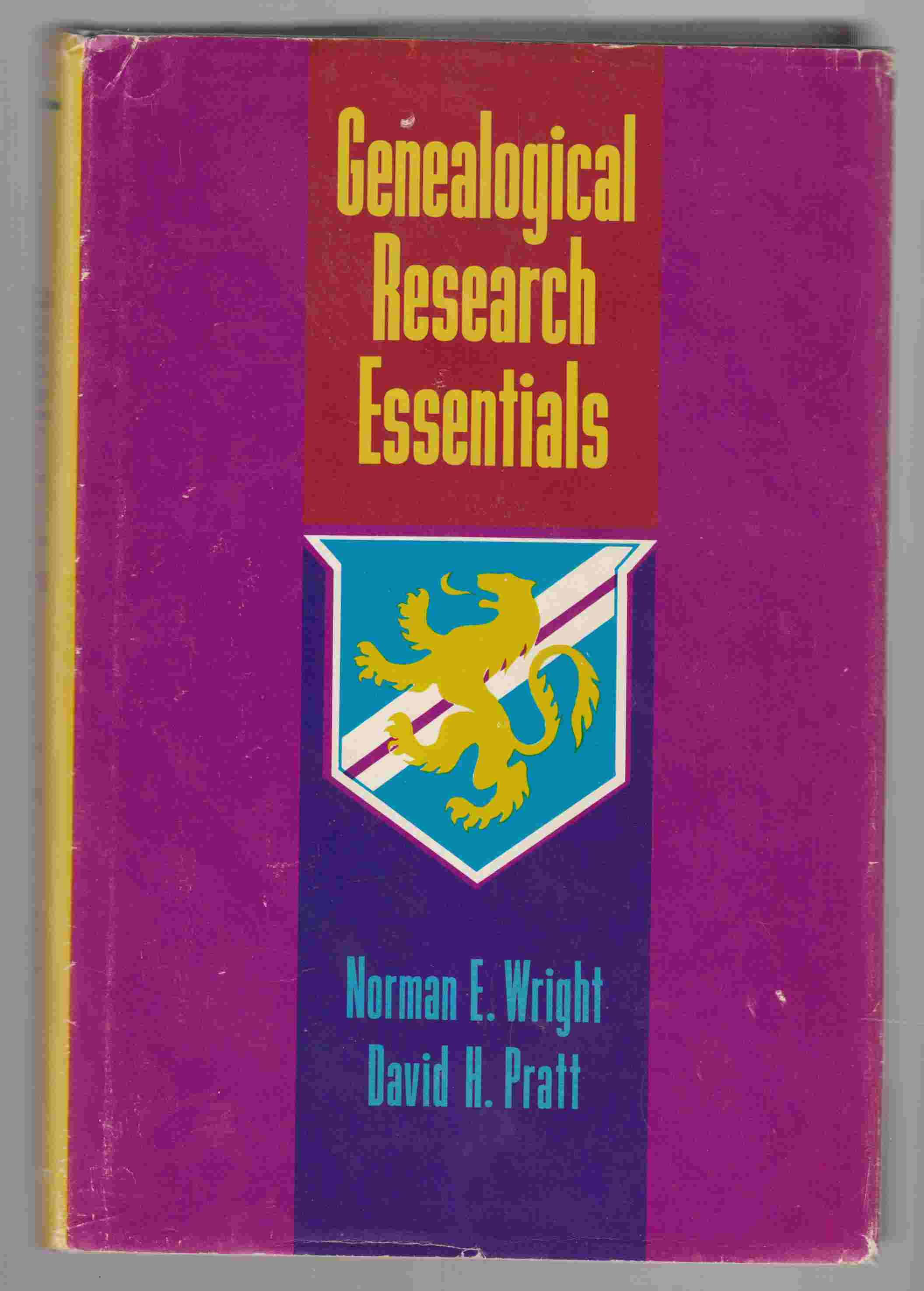 Image for Genealogical Research Essentials