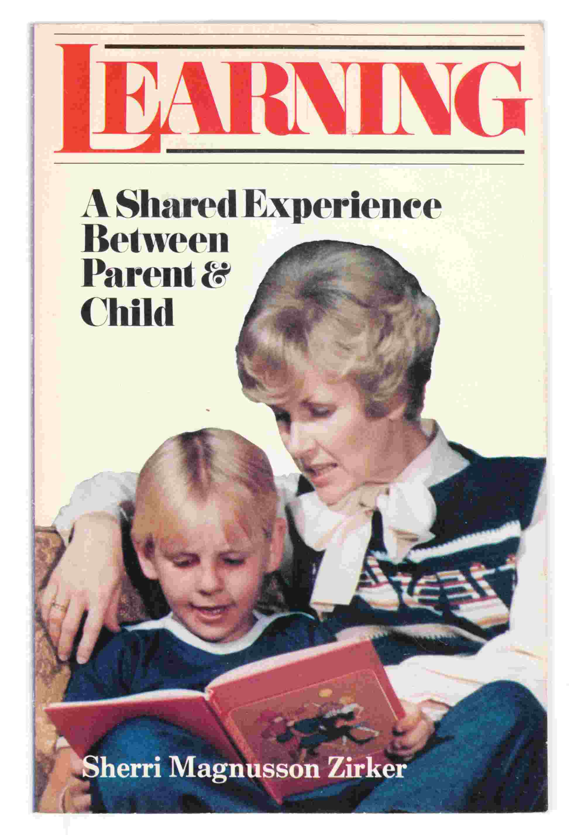 Image for Learning A Shared Experience between Parent & Child