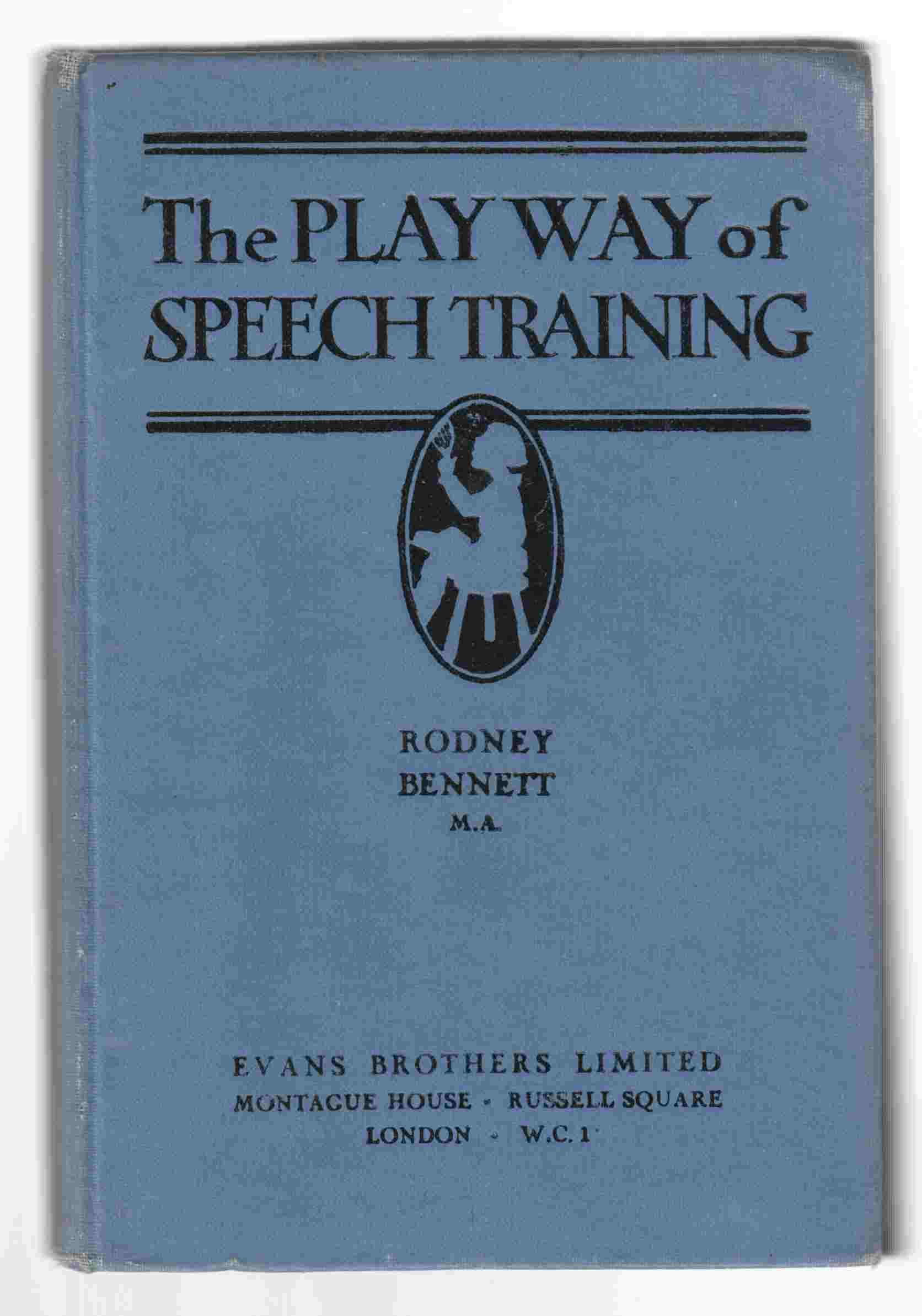 Image for The Play Way of Speech Training
