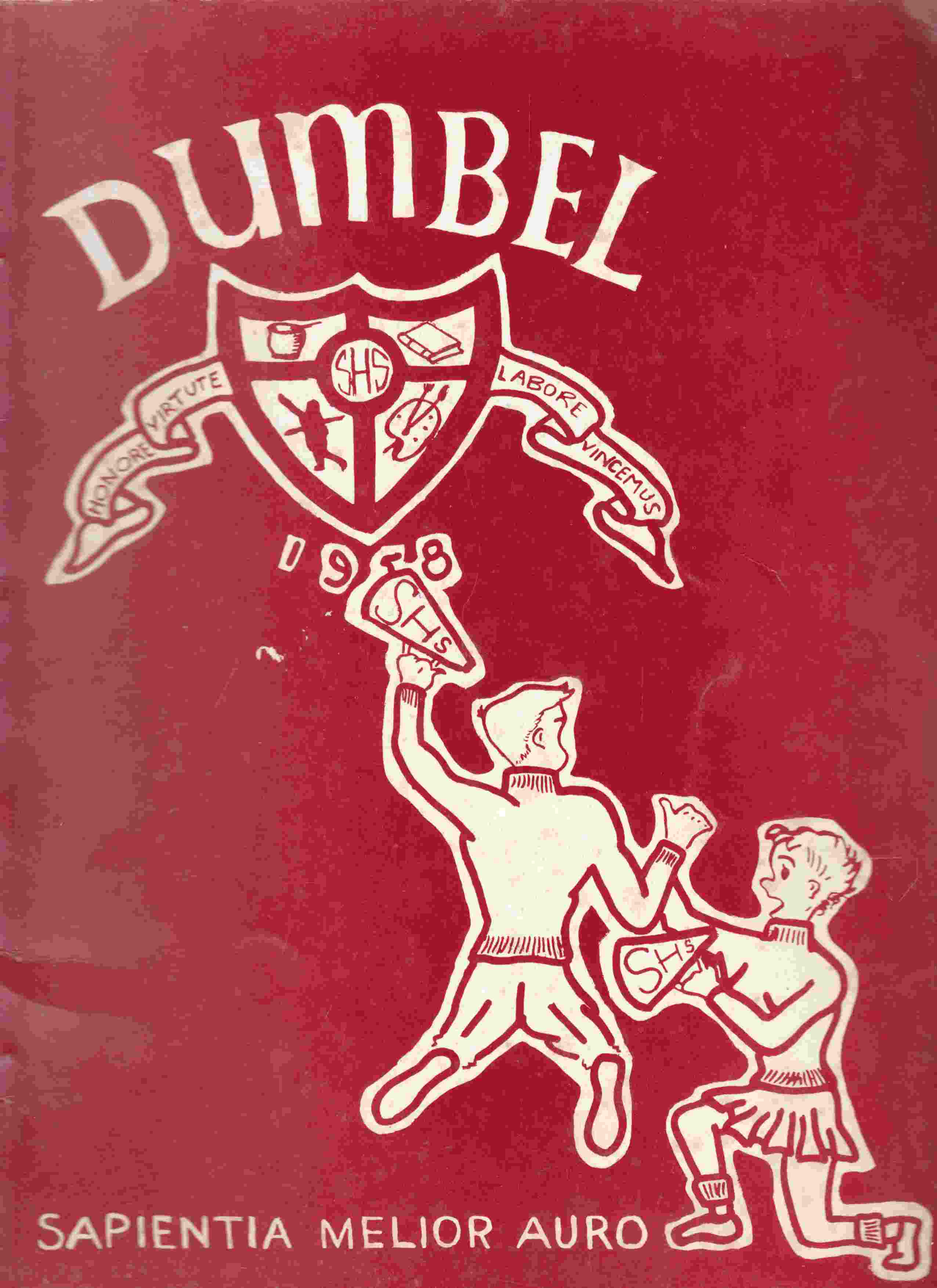 Image for The Dumbel '58