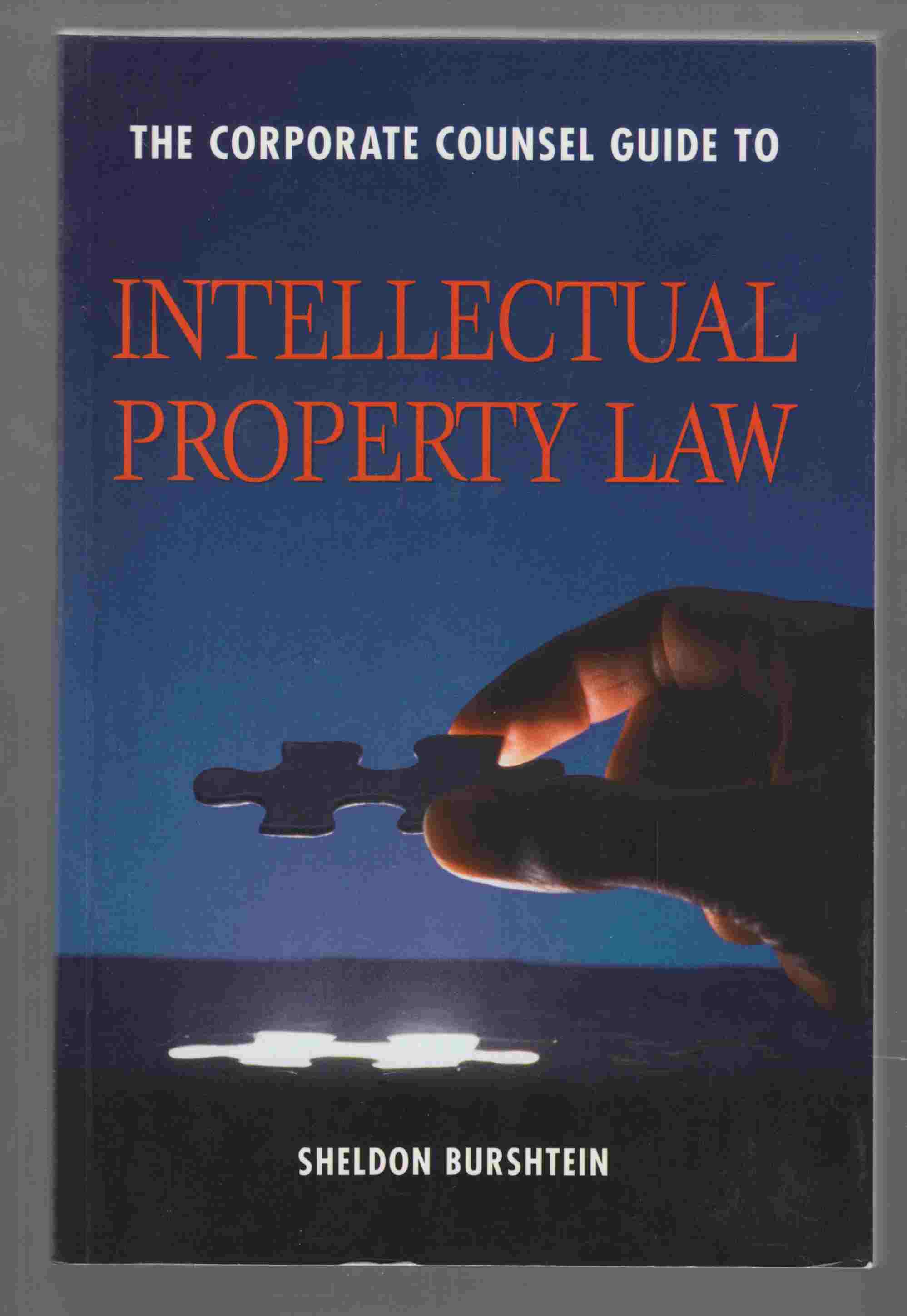 Image for The Corporate Counsel Guide to Intellectual Property Law