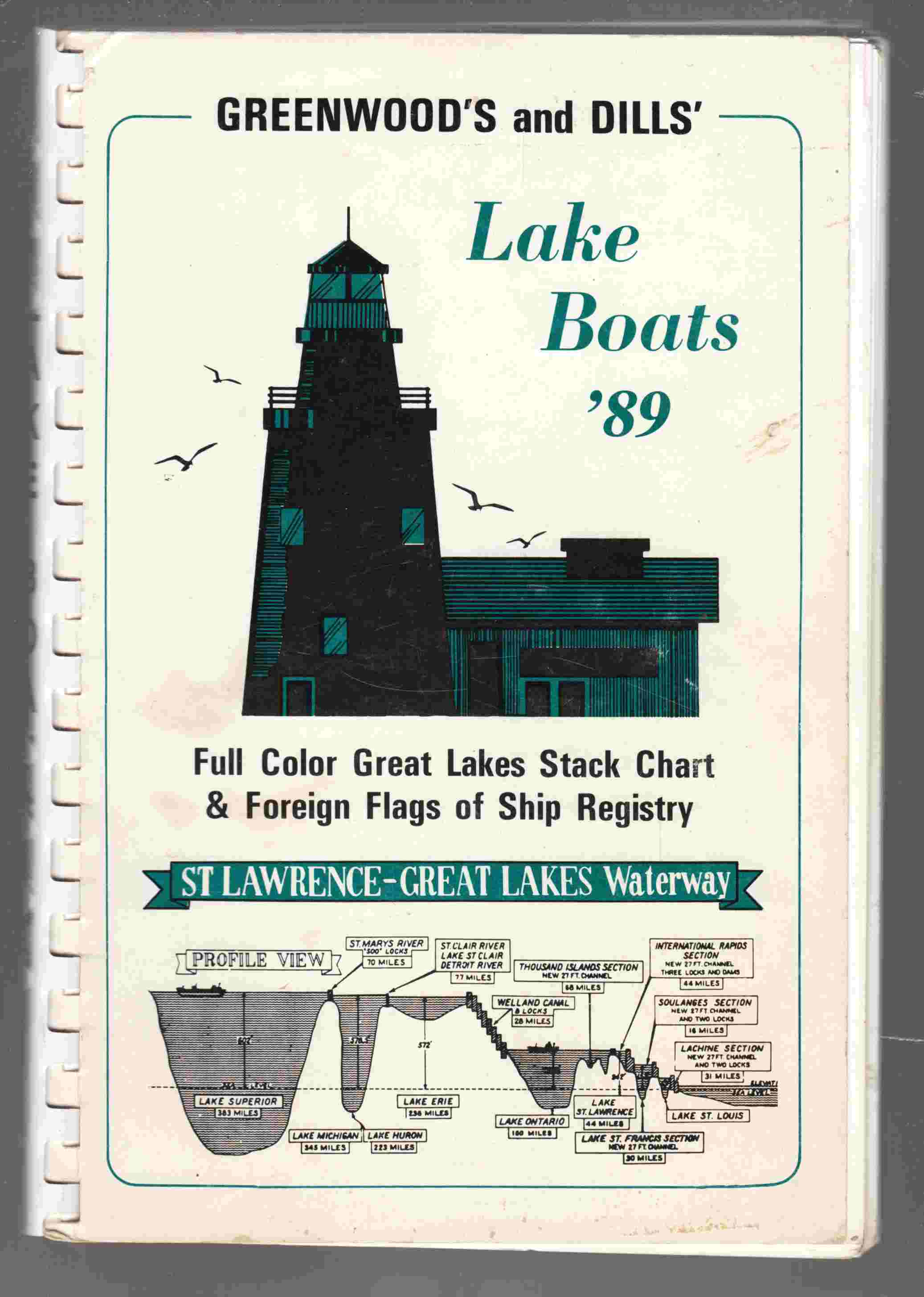 Image for Greenwood's and Dill's Lake Boats '89