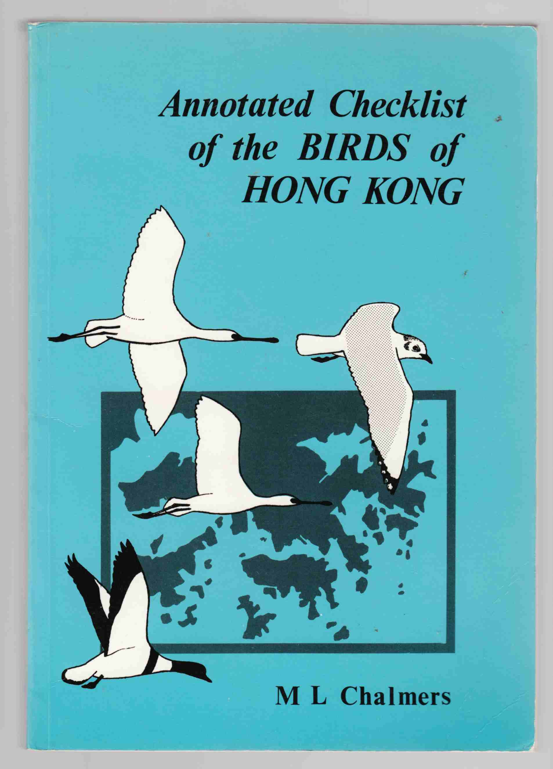 Image for Annotated Checklist of the Birds of Hong Kong
