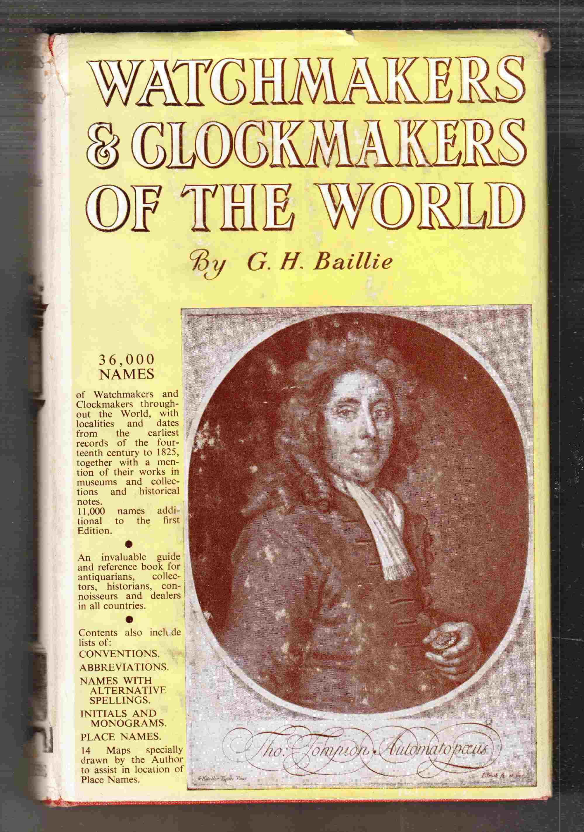 Image for Watchmakers and Clock Makers of the World