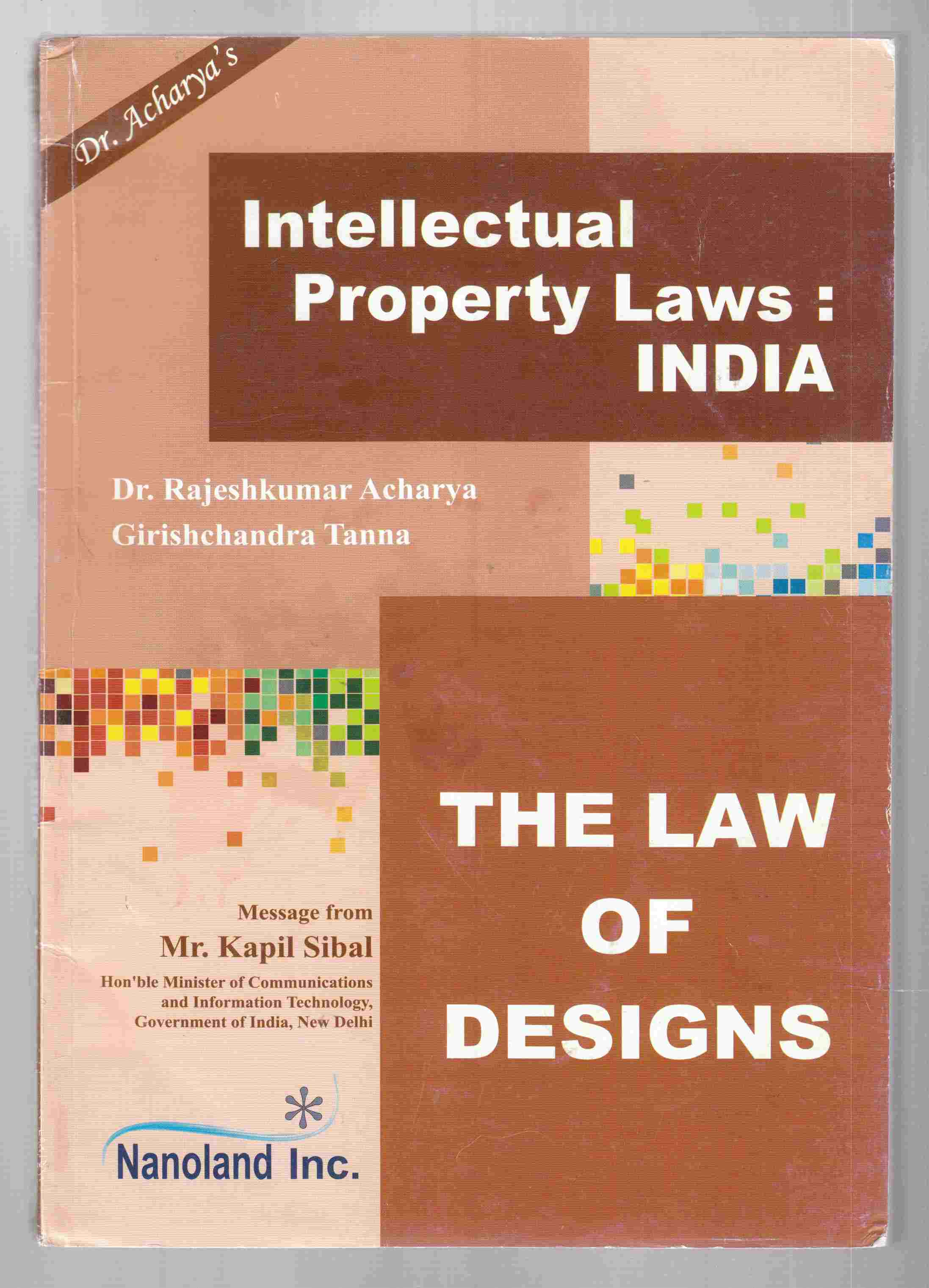 Image for The Law of Designs