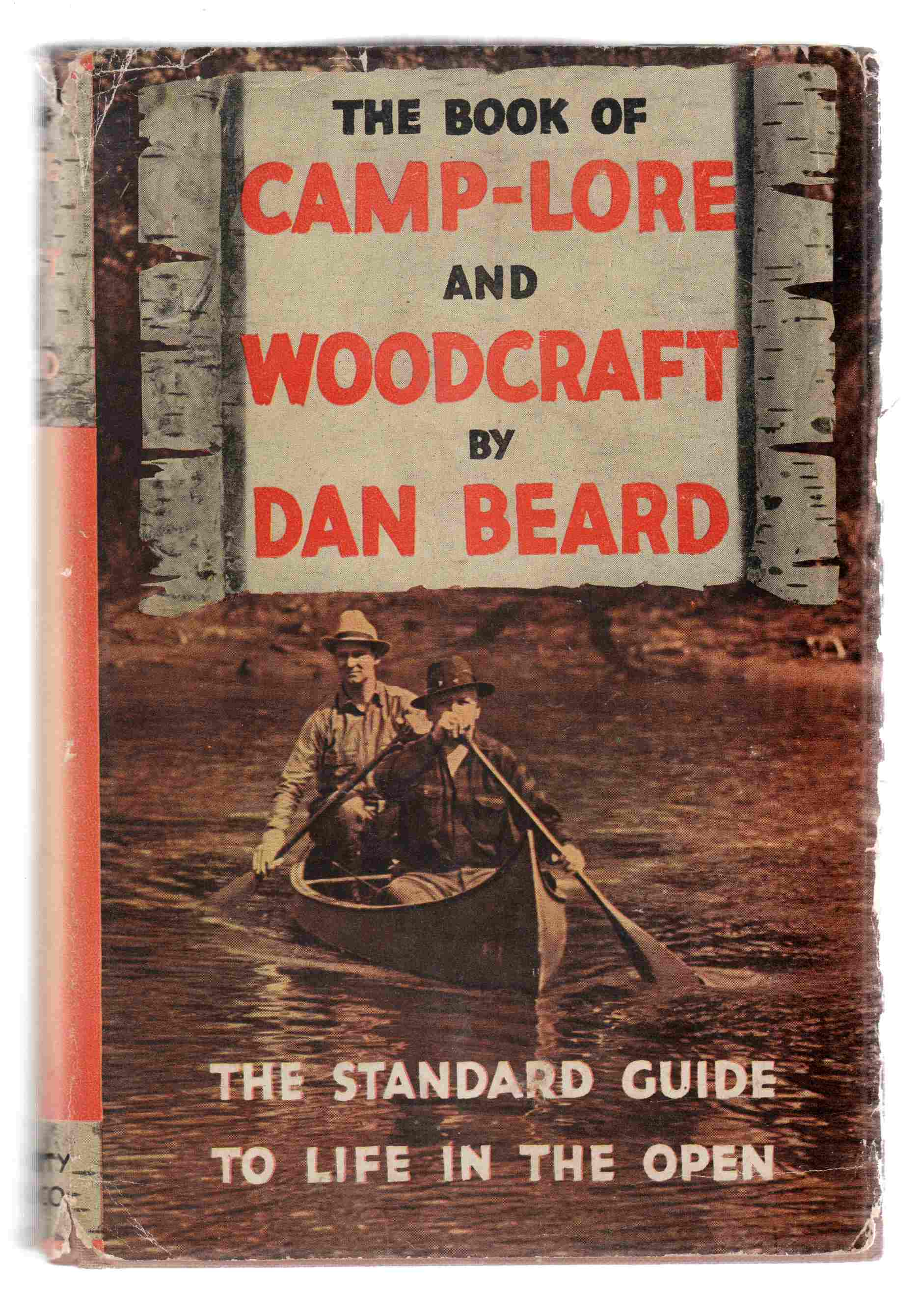 Image for The Book of Camp-Lore and Woodcraft