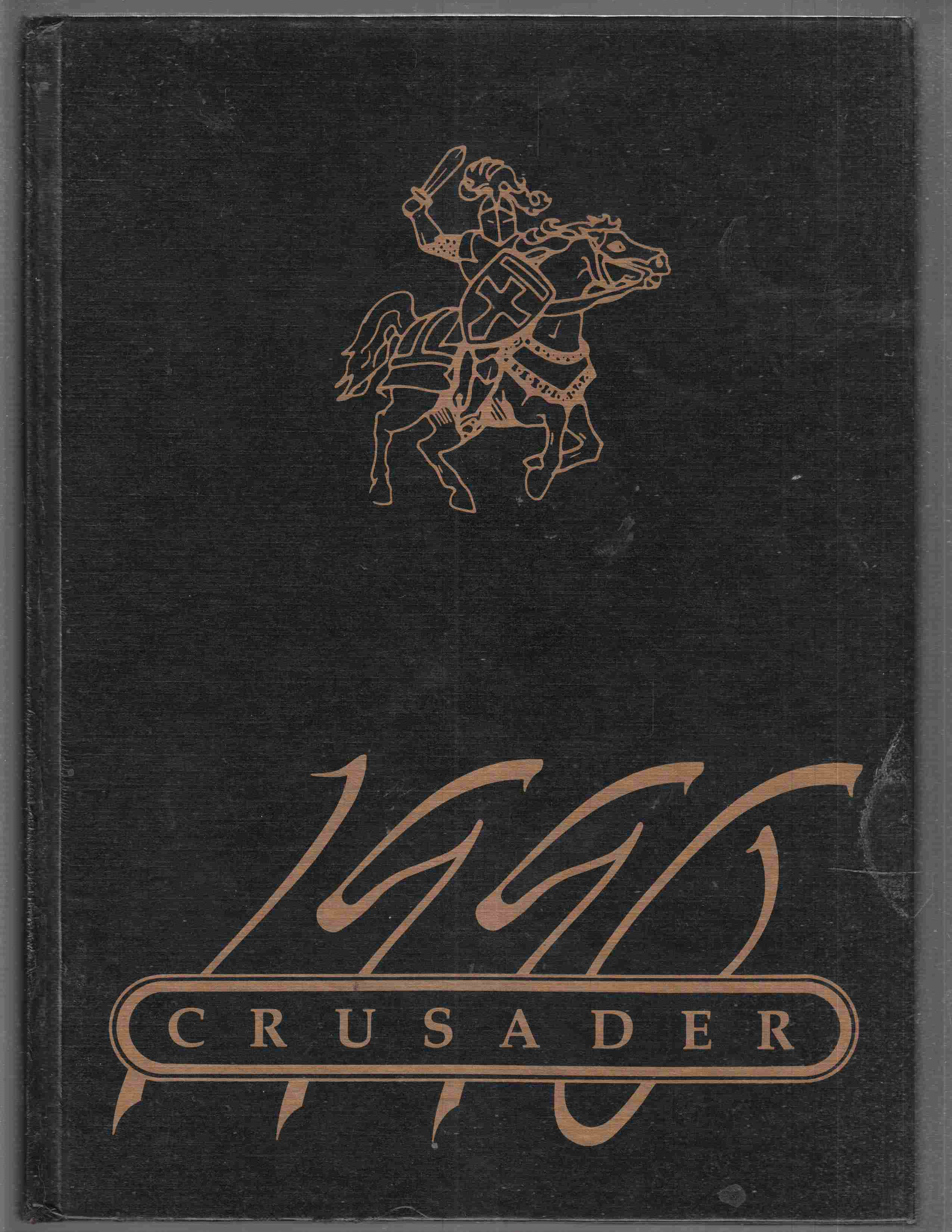Image for Crusader 1990 LaSalle Secondary School