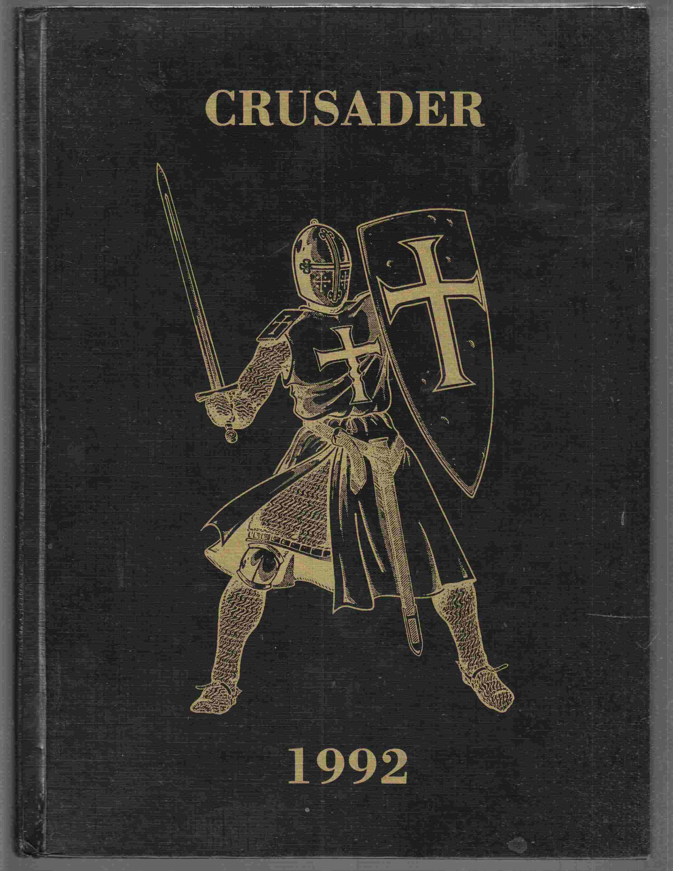 Image for Crusader 1992 LaSalle Secondary School
